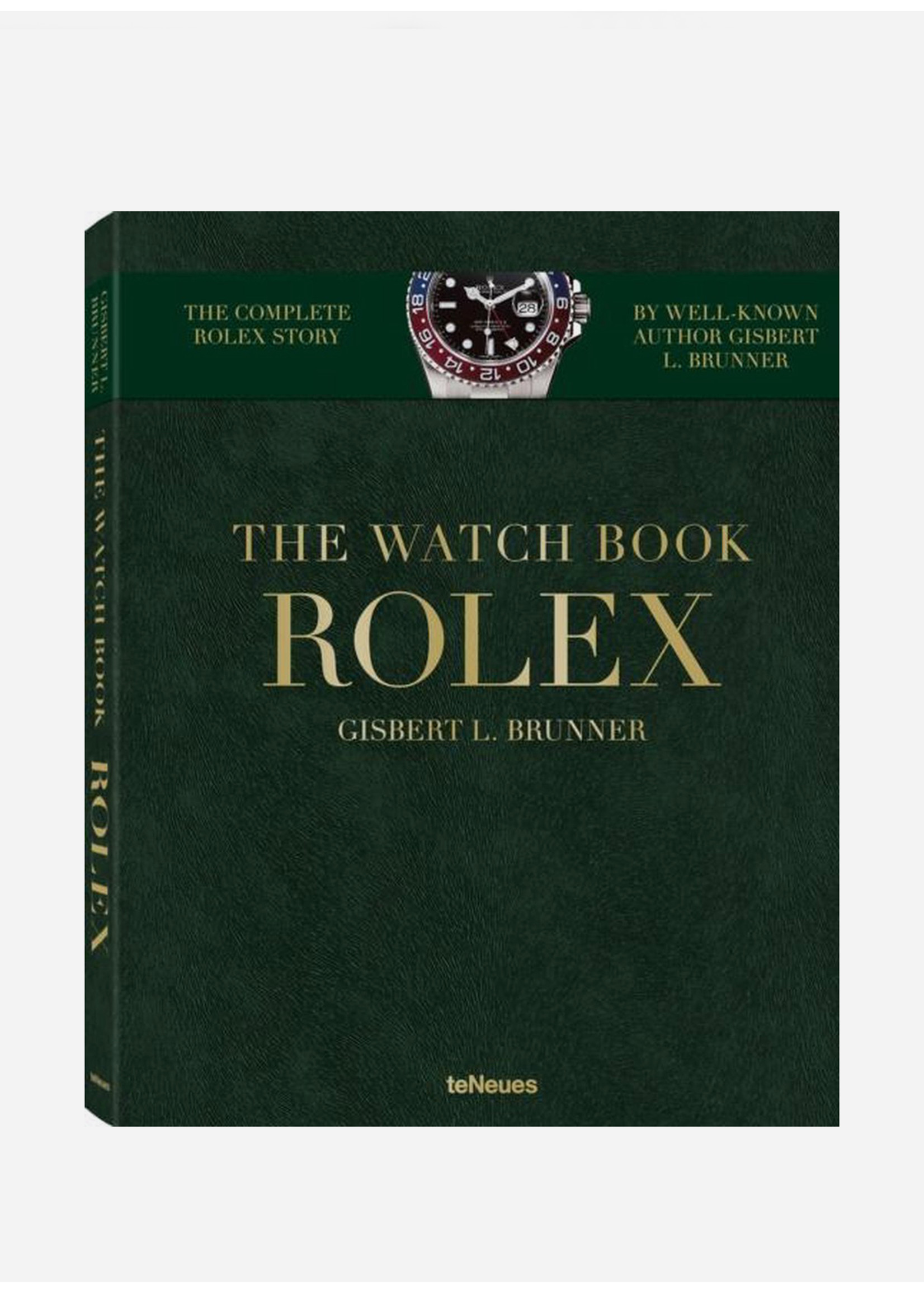 Teneues Books The watch book Rolex