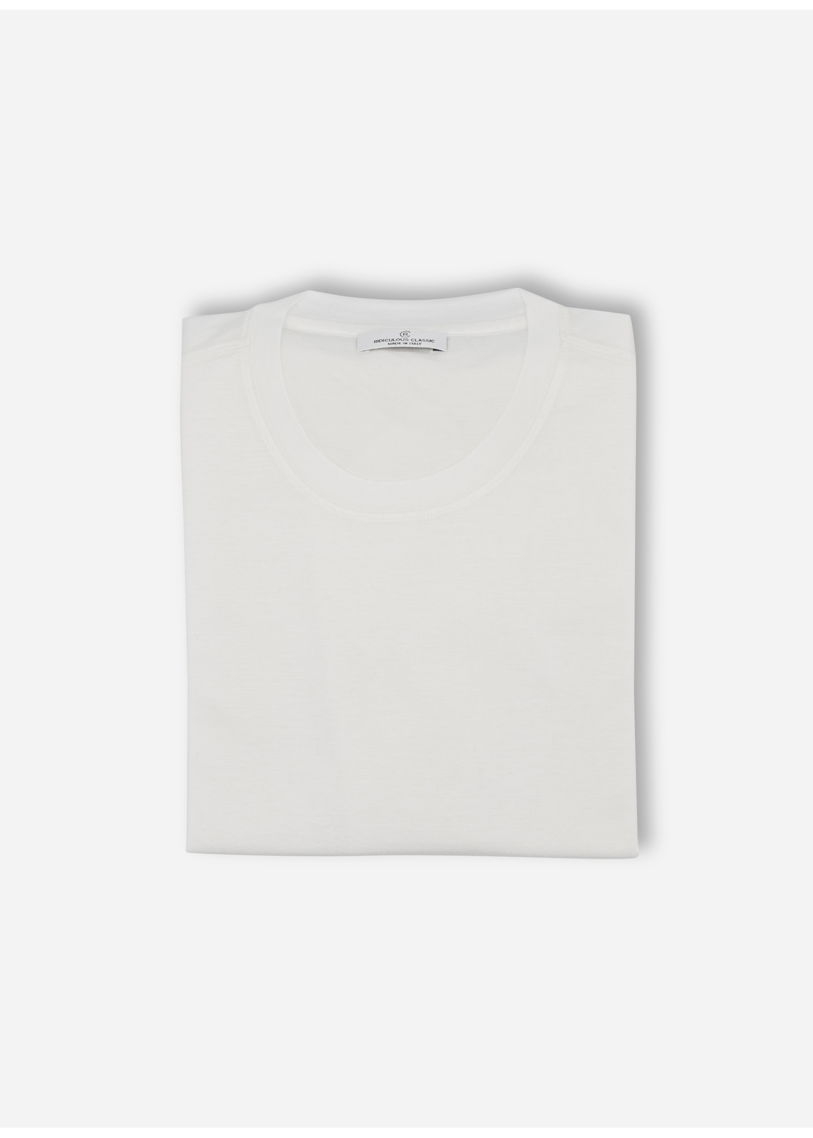 Ridiculous Classic Tshirt white