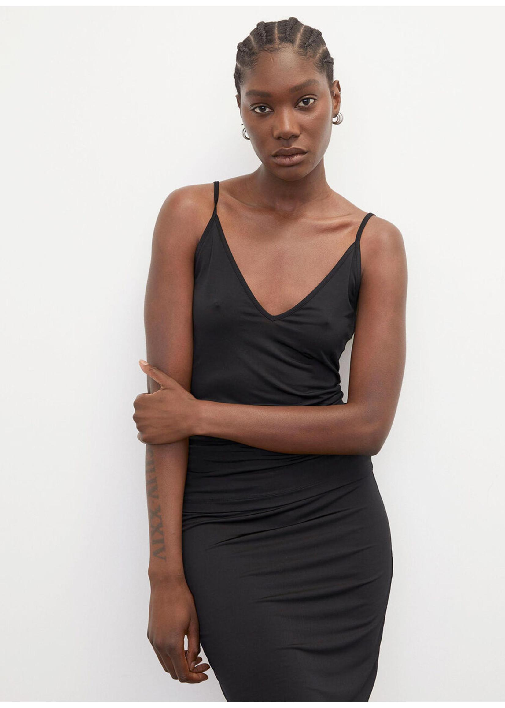 Malene Birger Ziona camisole black