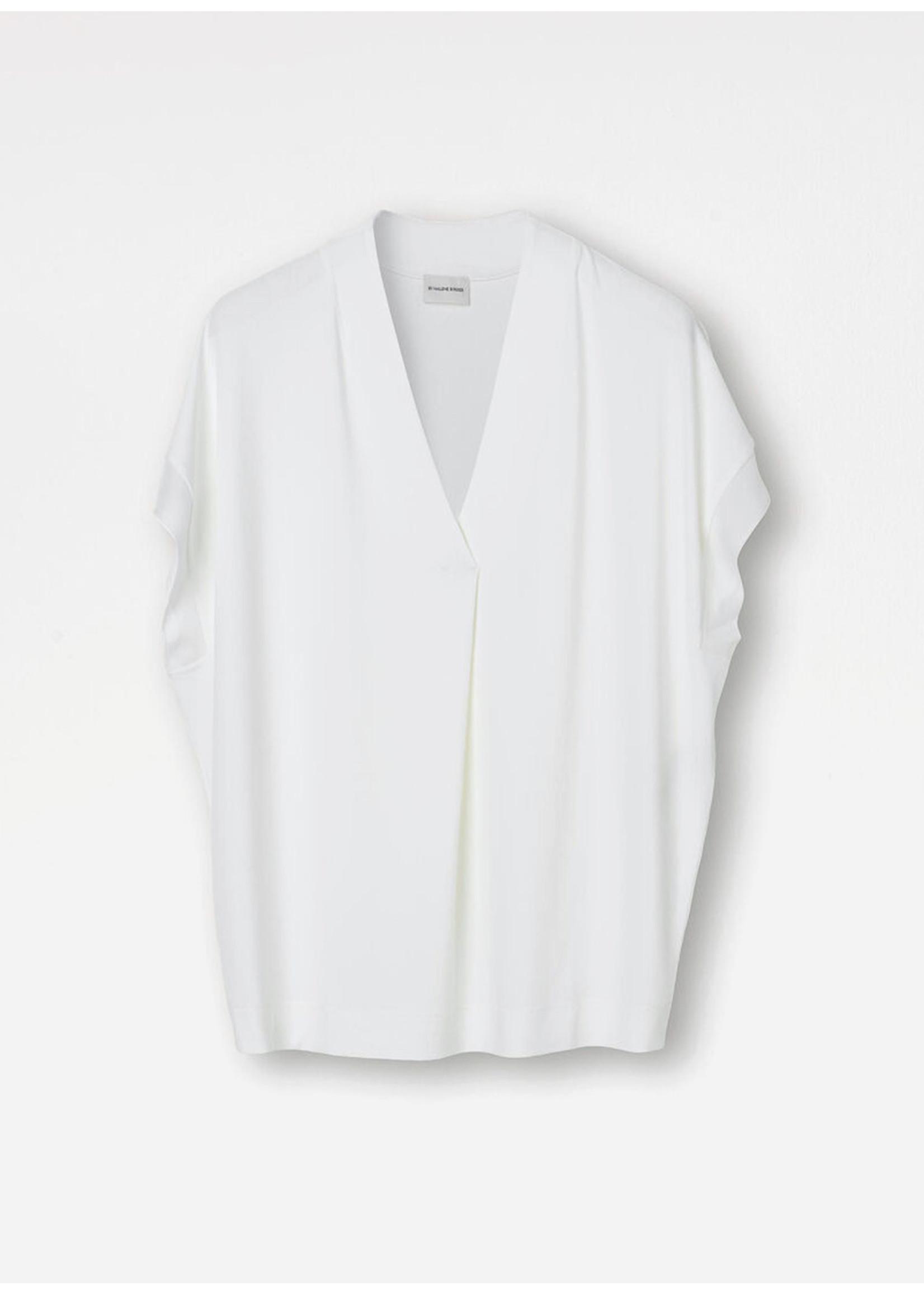 Malene Birger Oliverza shirt soft white