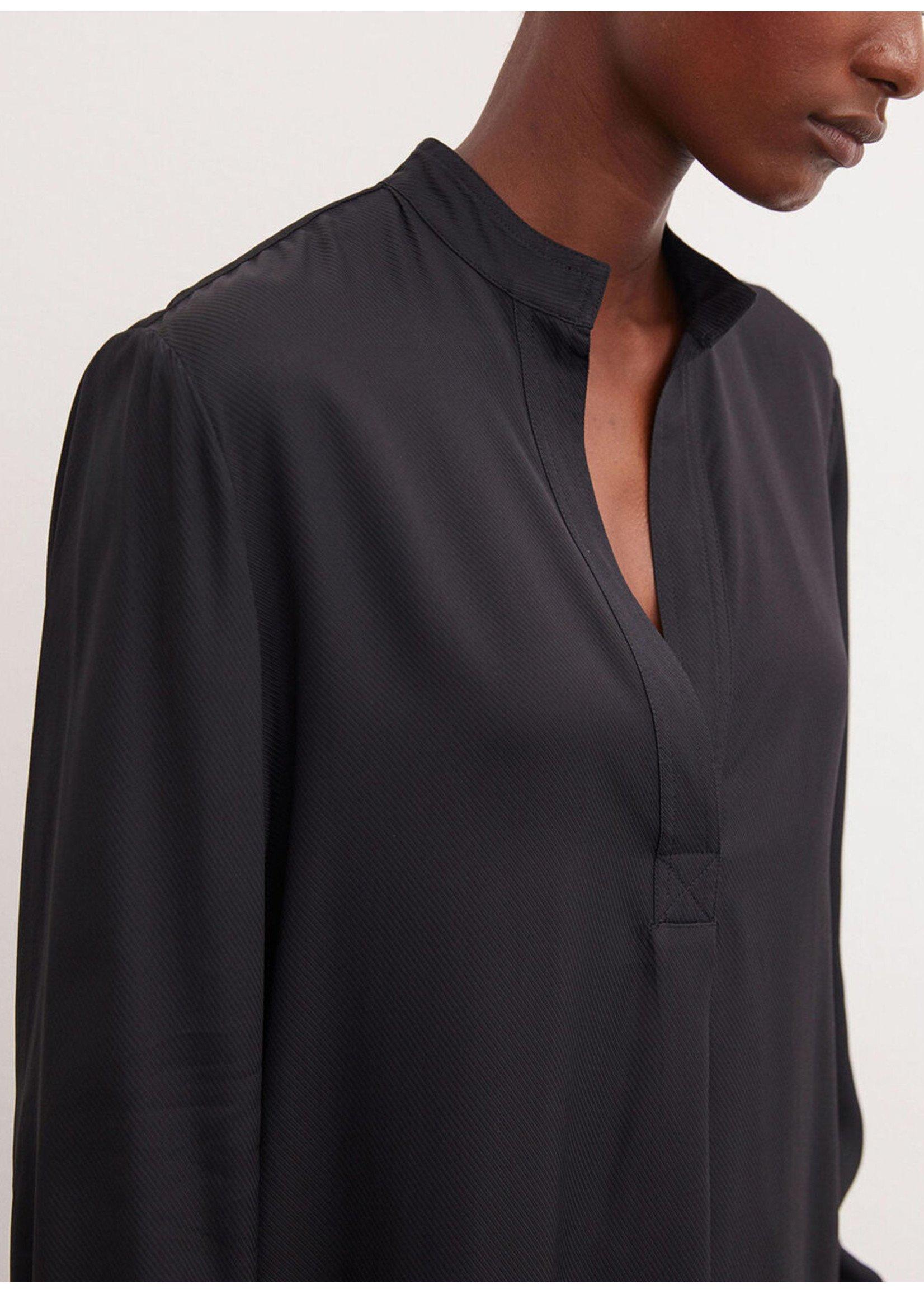 Malene Birger Mabilla dress black
