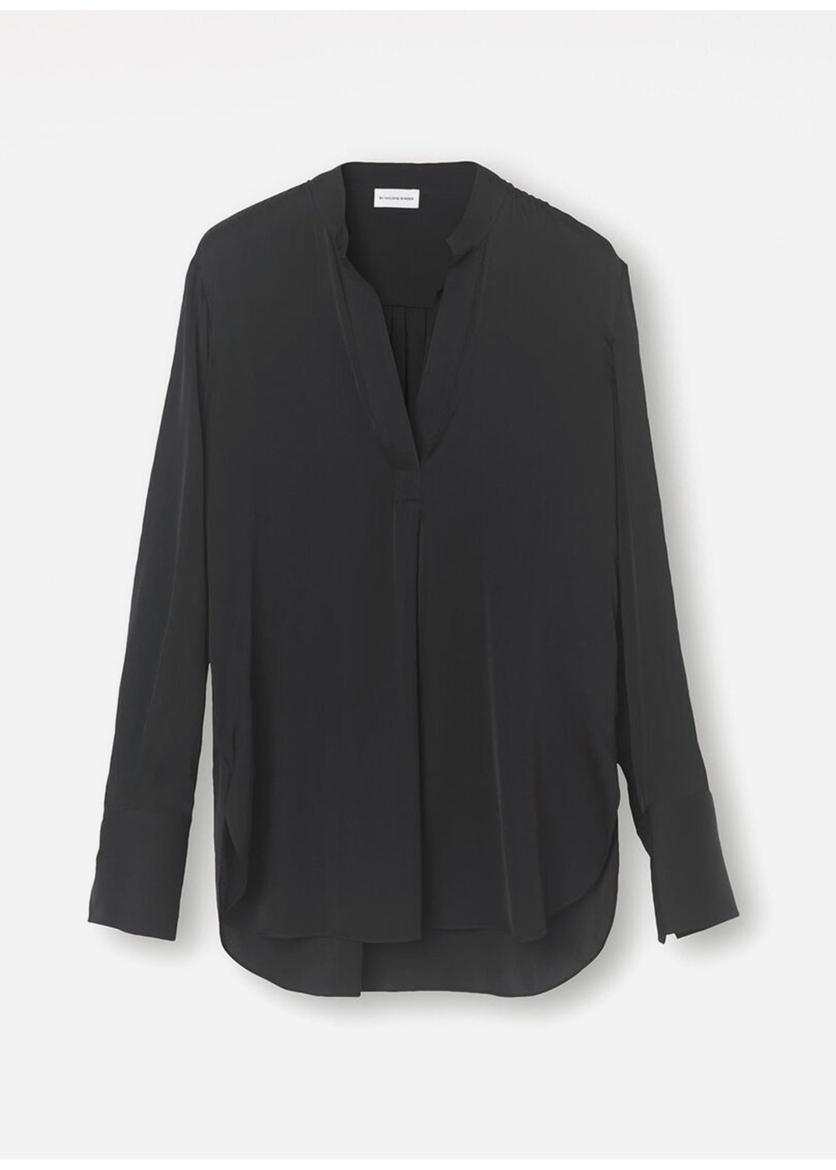 Malene Birger Mabillon shirts black
