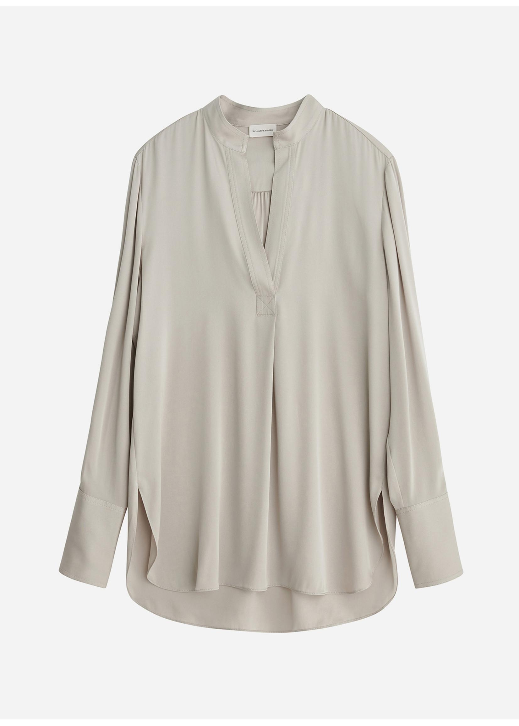 Malene Birger Mabillon shirts greige