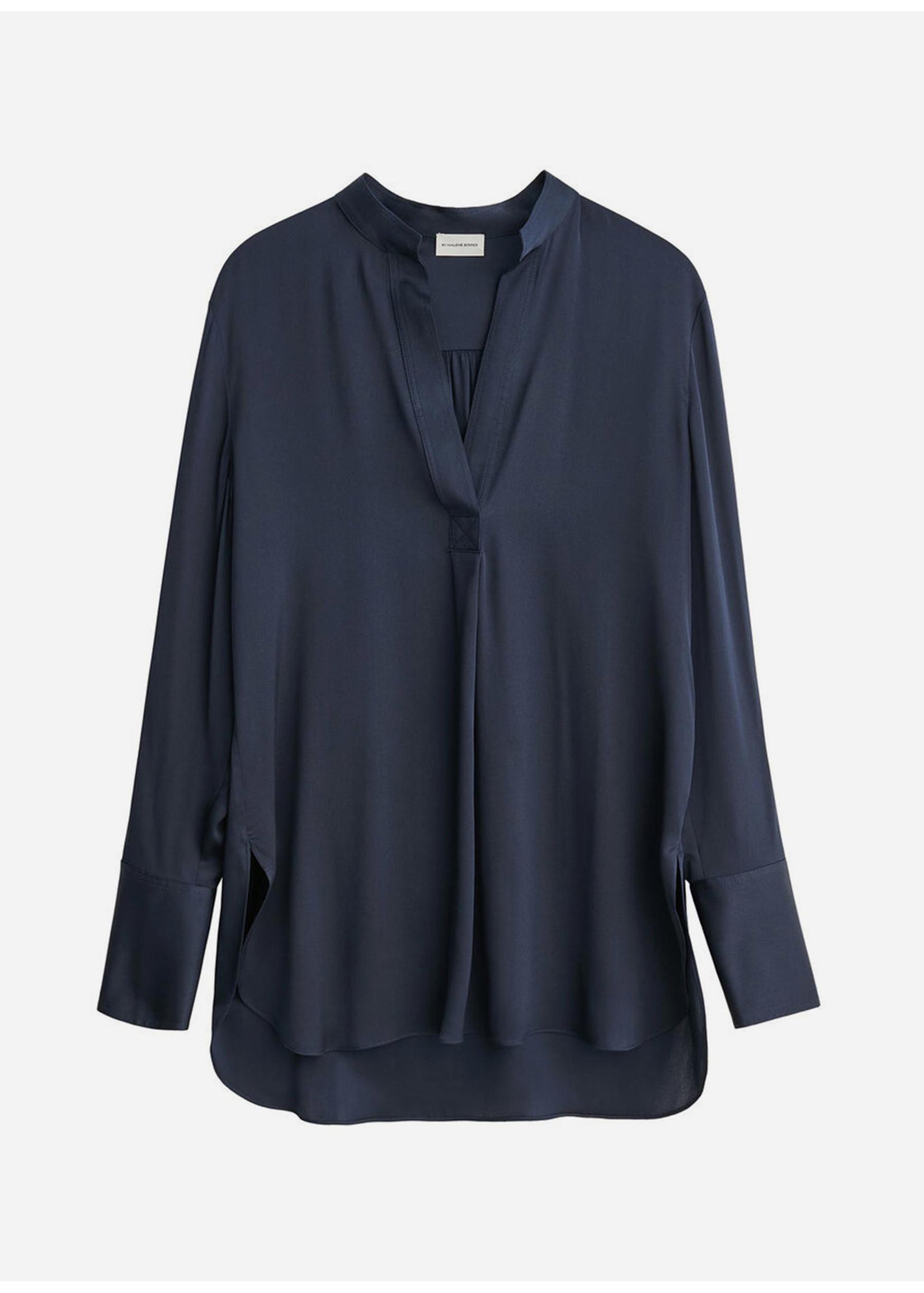 Malene Birger Mabillon shirts navy