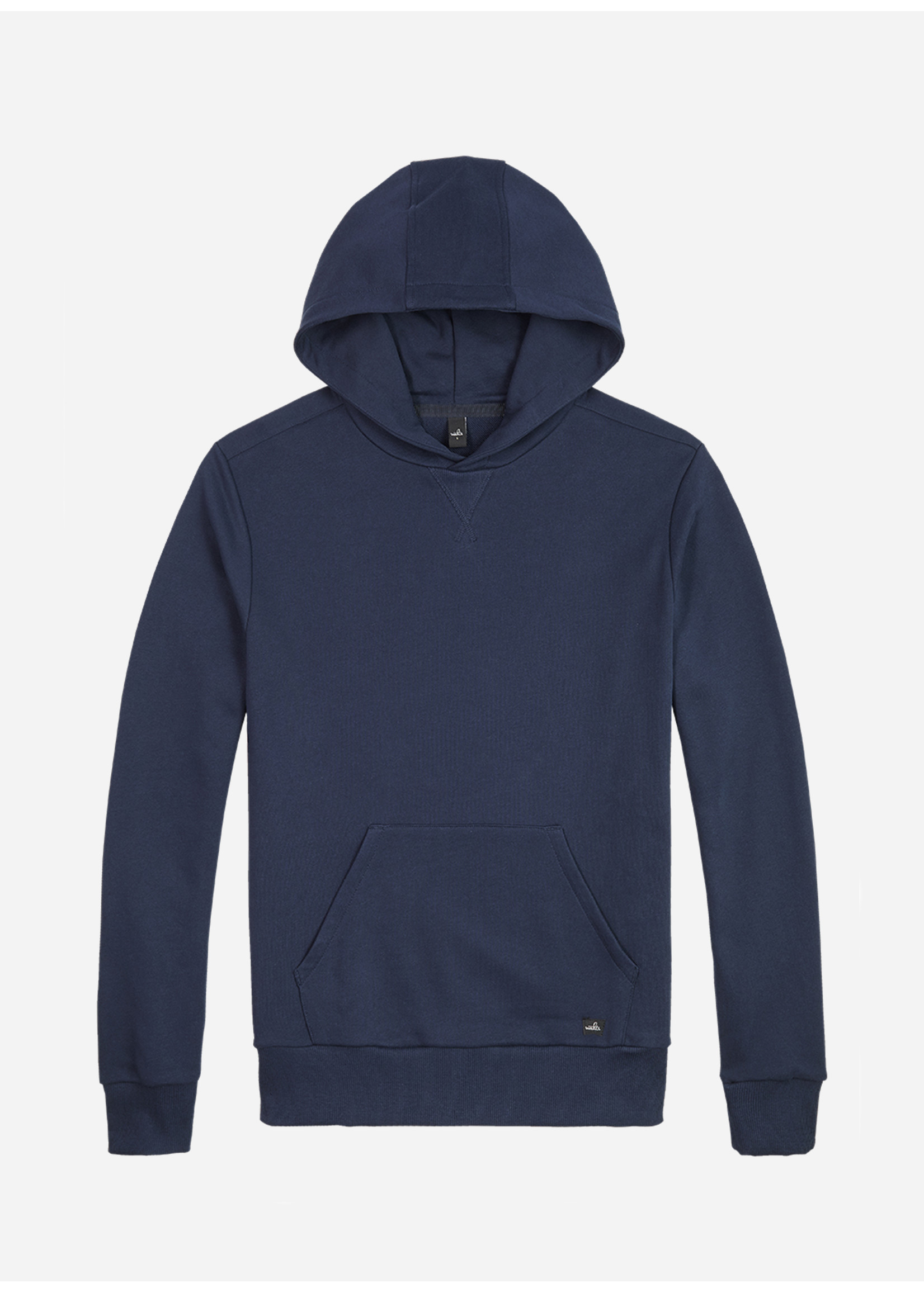 Wahts Vance hooded sweatshirt navy blue