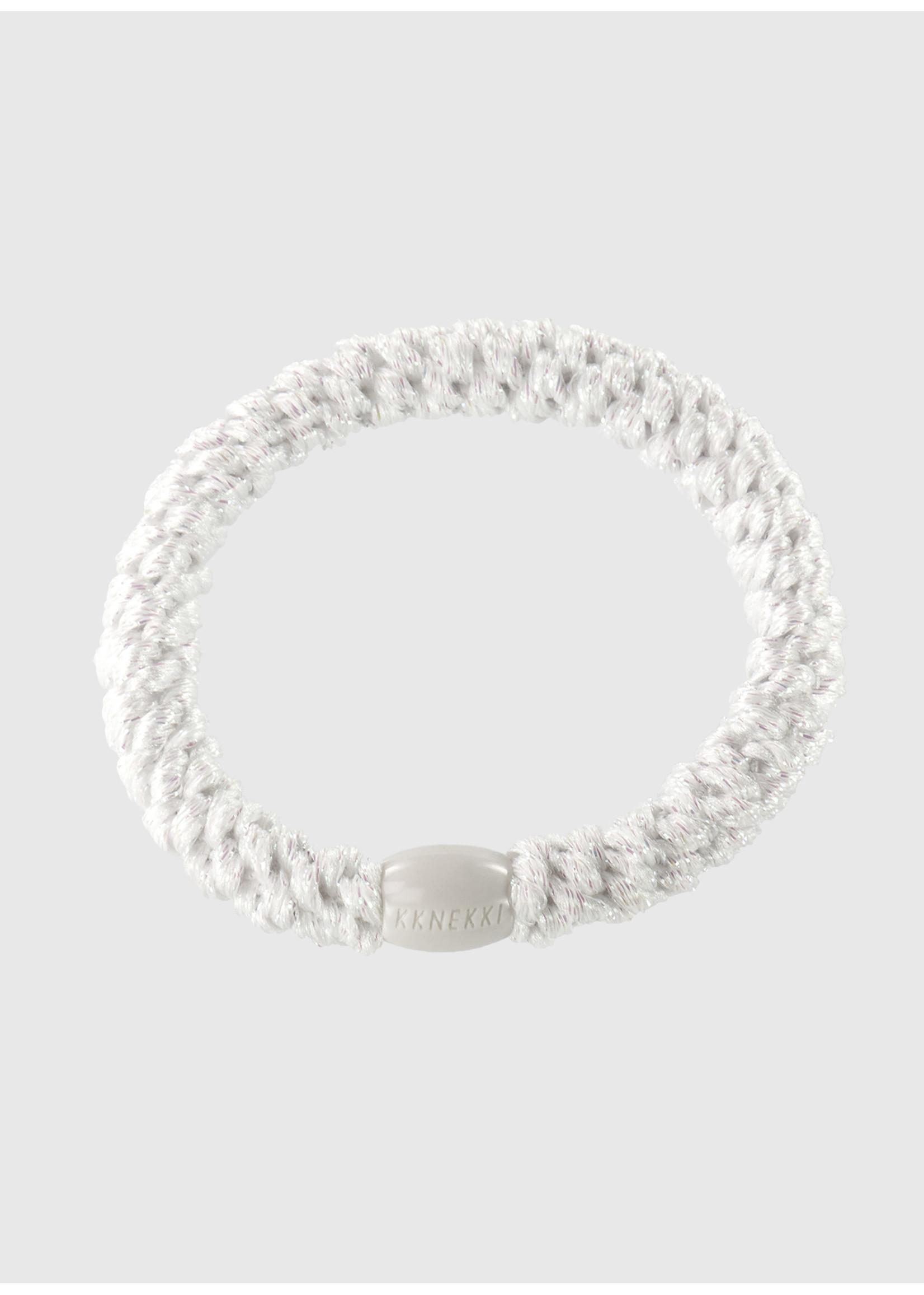 Kknekki by Bon Dep White glitter