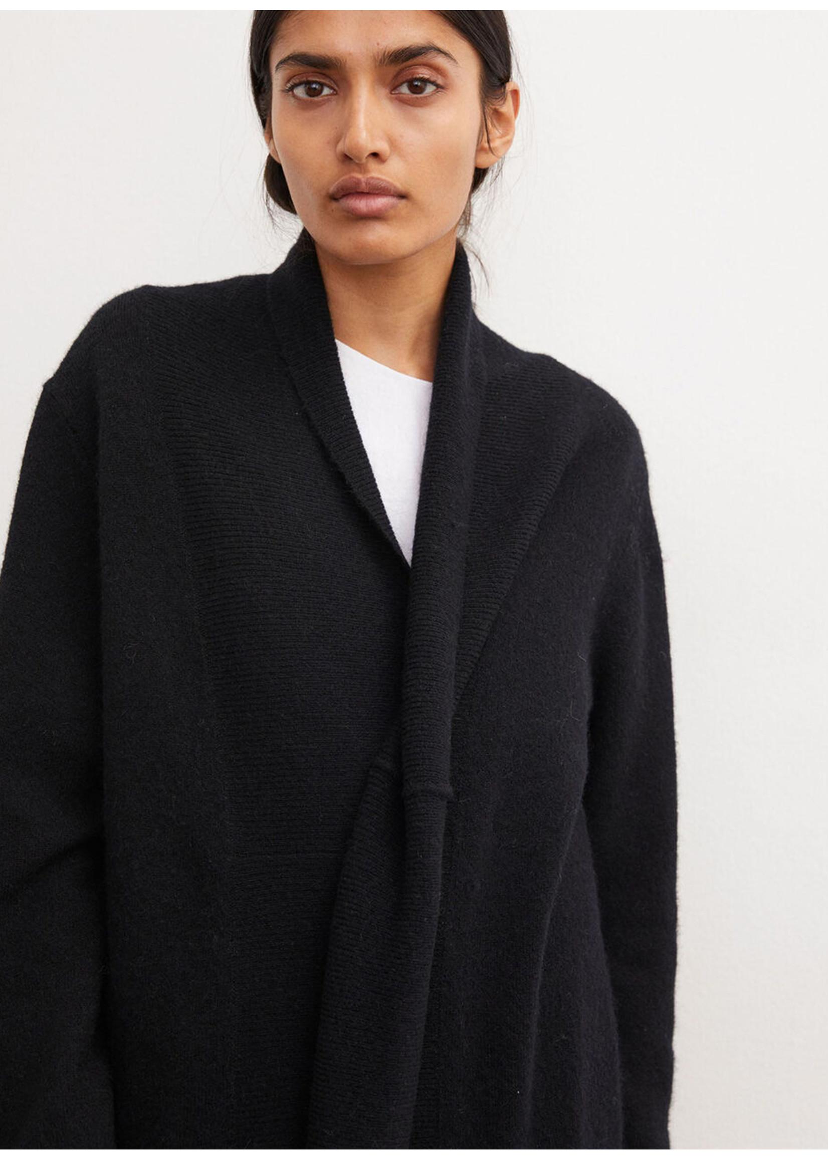 Malene Birger Arides cardigan black