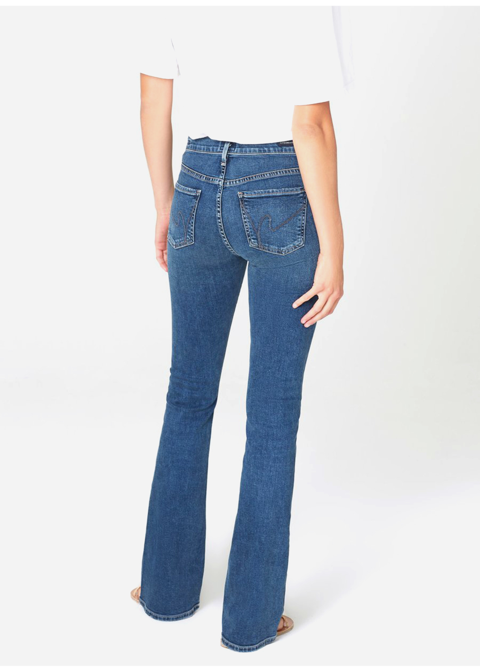Citizens of Humanity Emannuelle slim bootcut jeans modern love