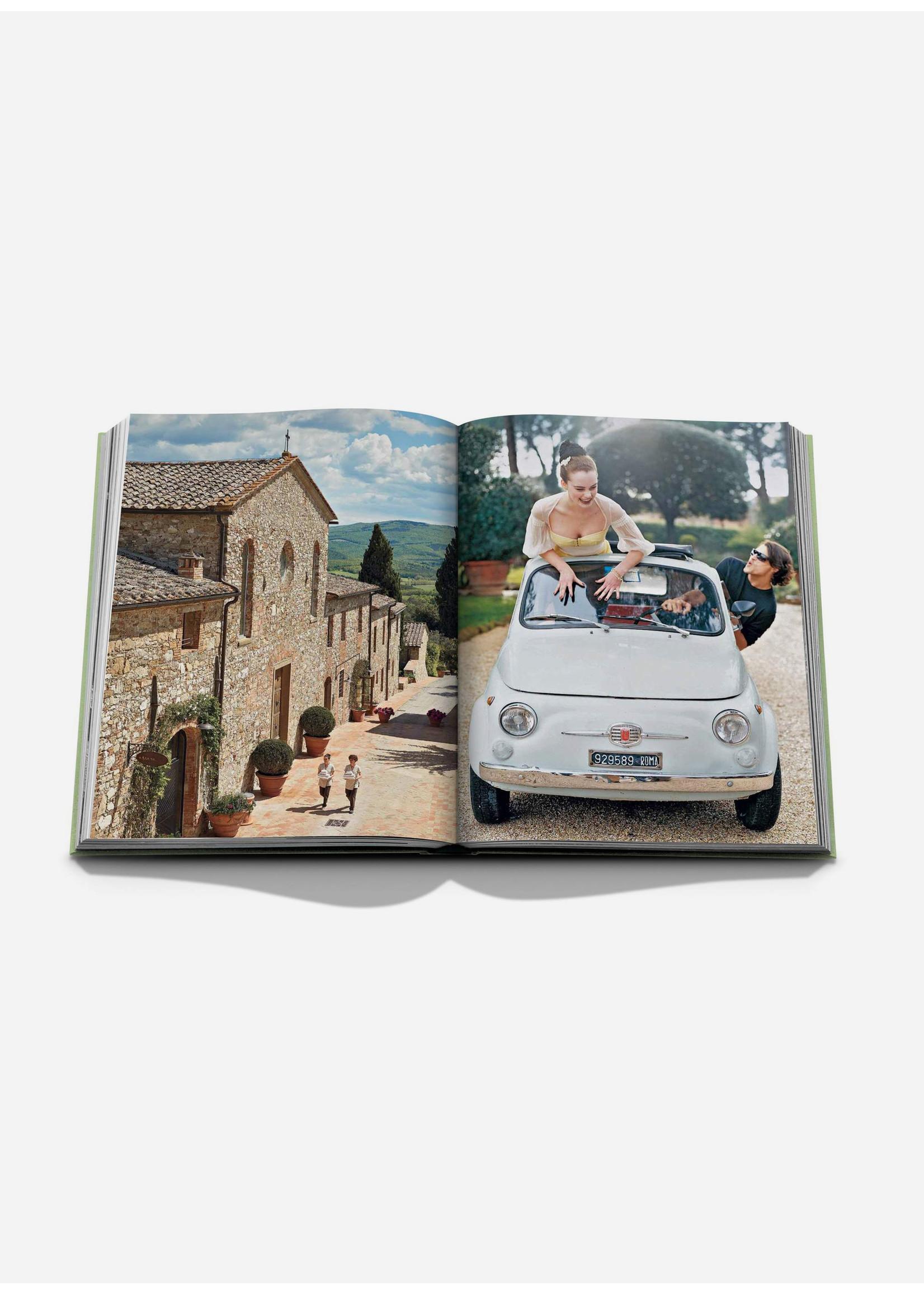 Assouline Books Tuscany Marvel