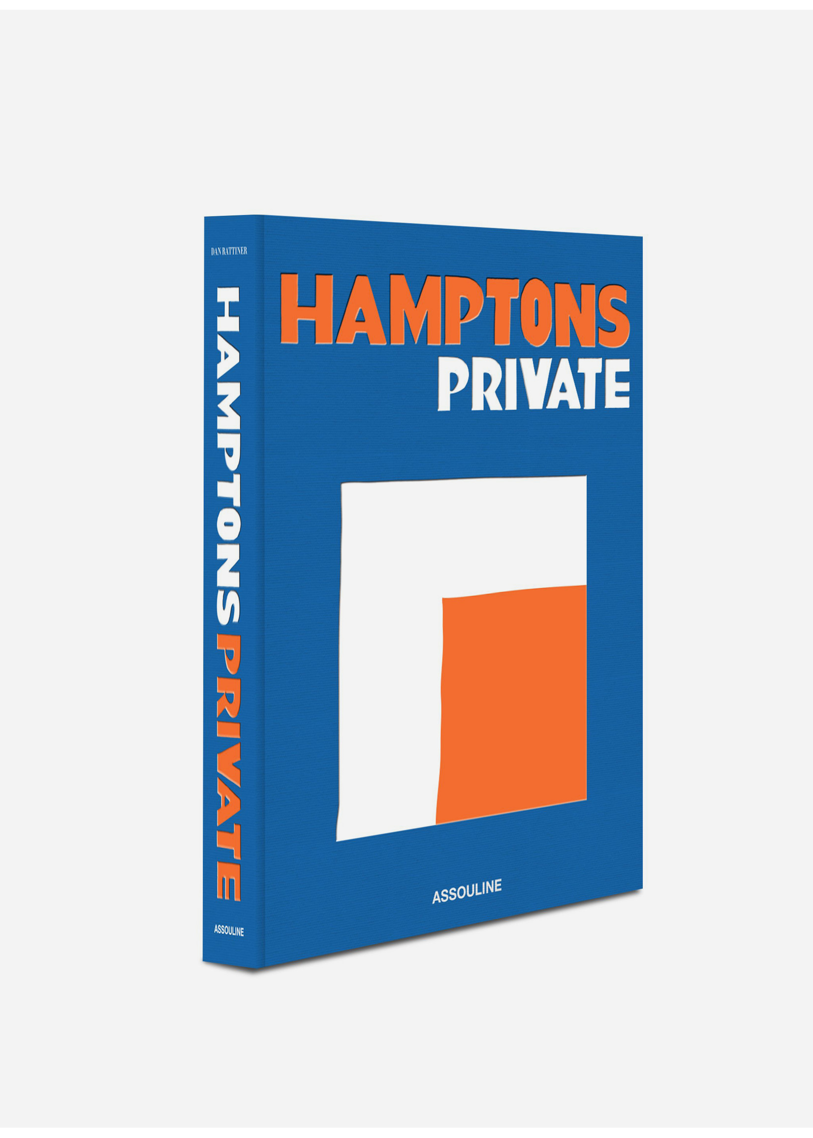 Assouline Books Hamptons Private