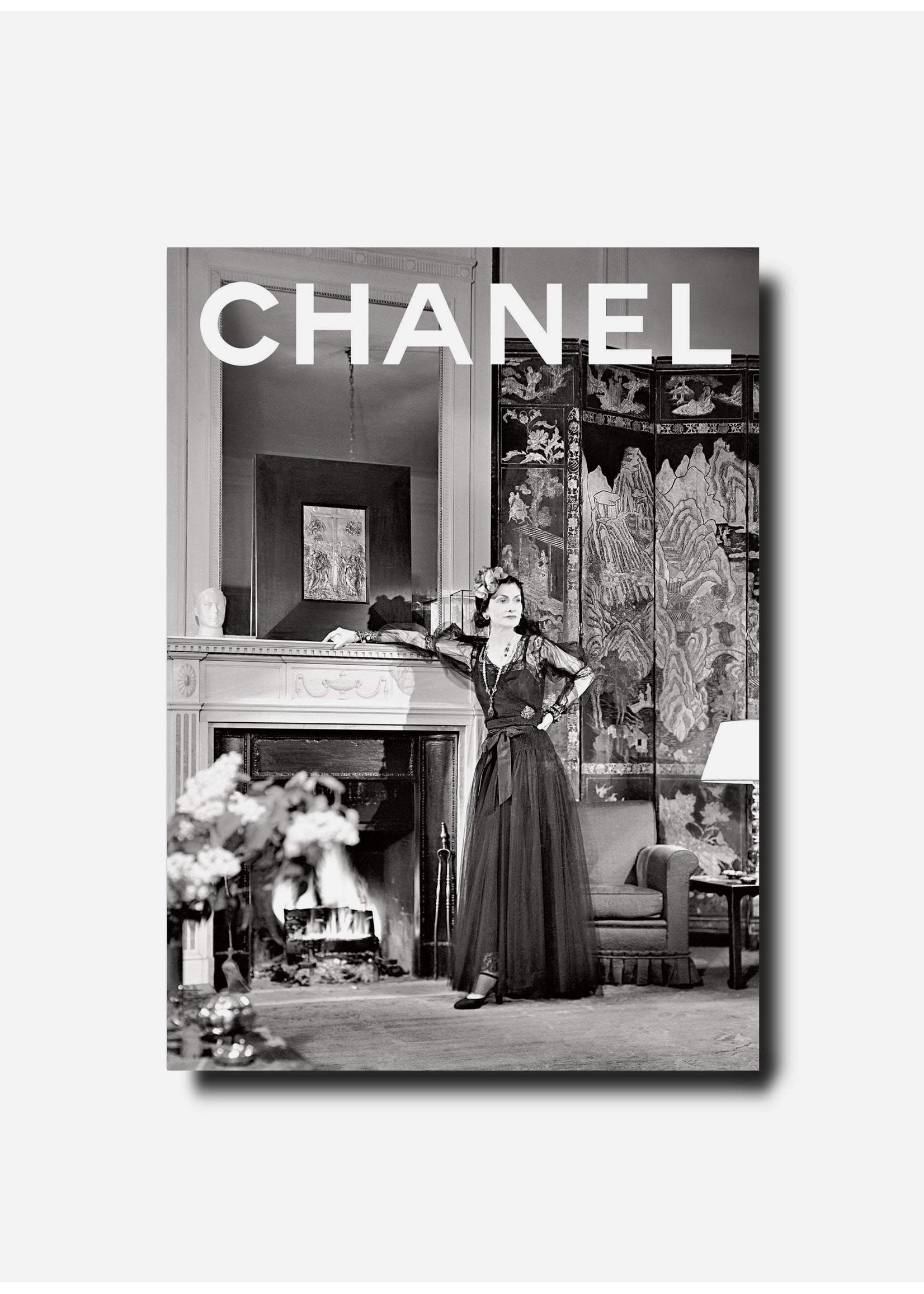 Assouline Books Chanel Set of 3