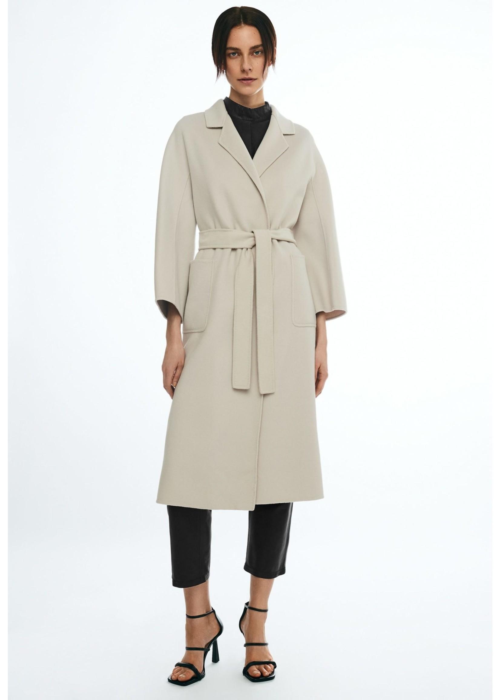 Arma Seguret jacket 100% wool light beige