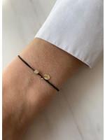 Just Franky Capital diamond bracelet 0,05 crt