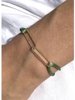 Just Franky Vintage 2 links bracelet