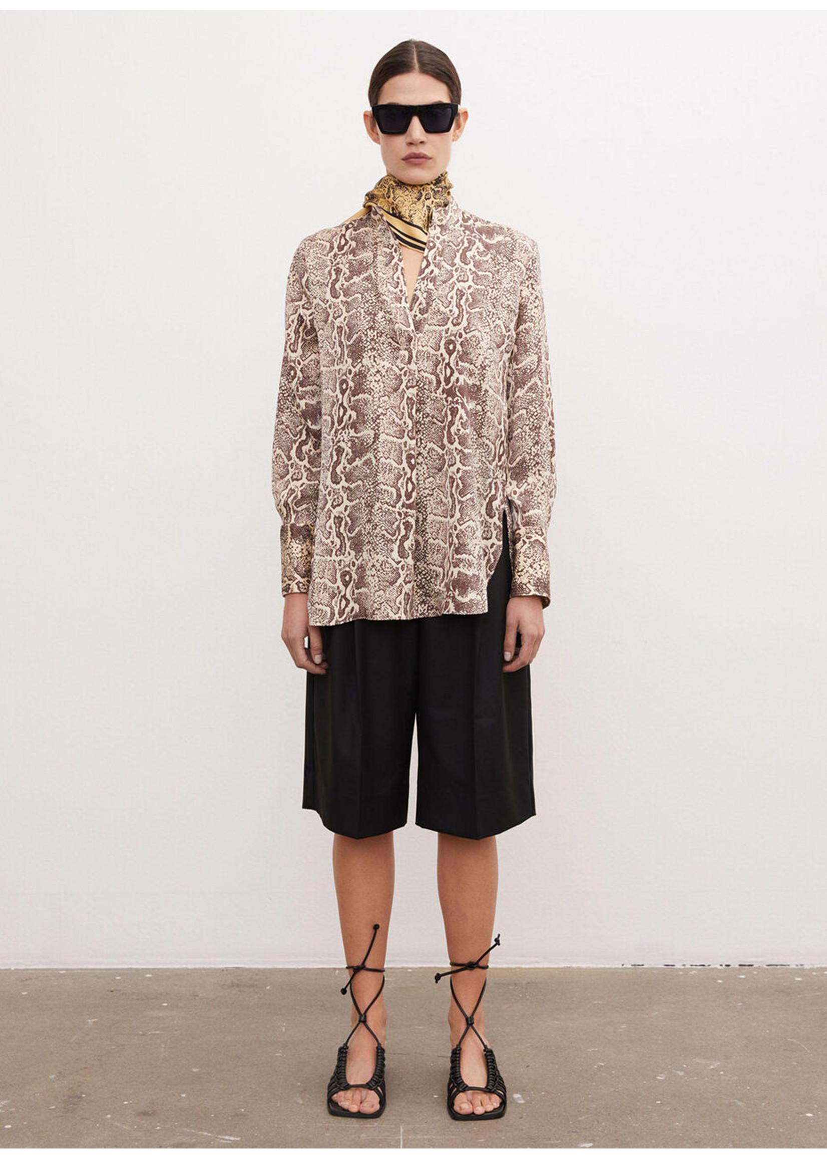 Malene Birger Mabillon shirt snake