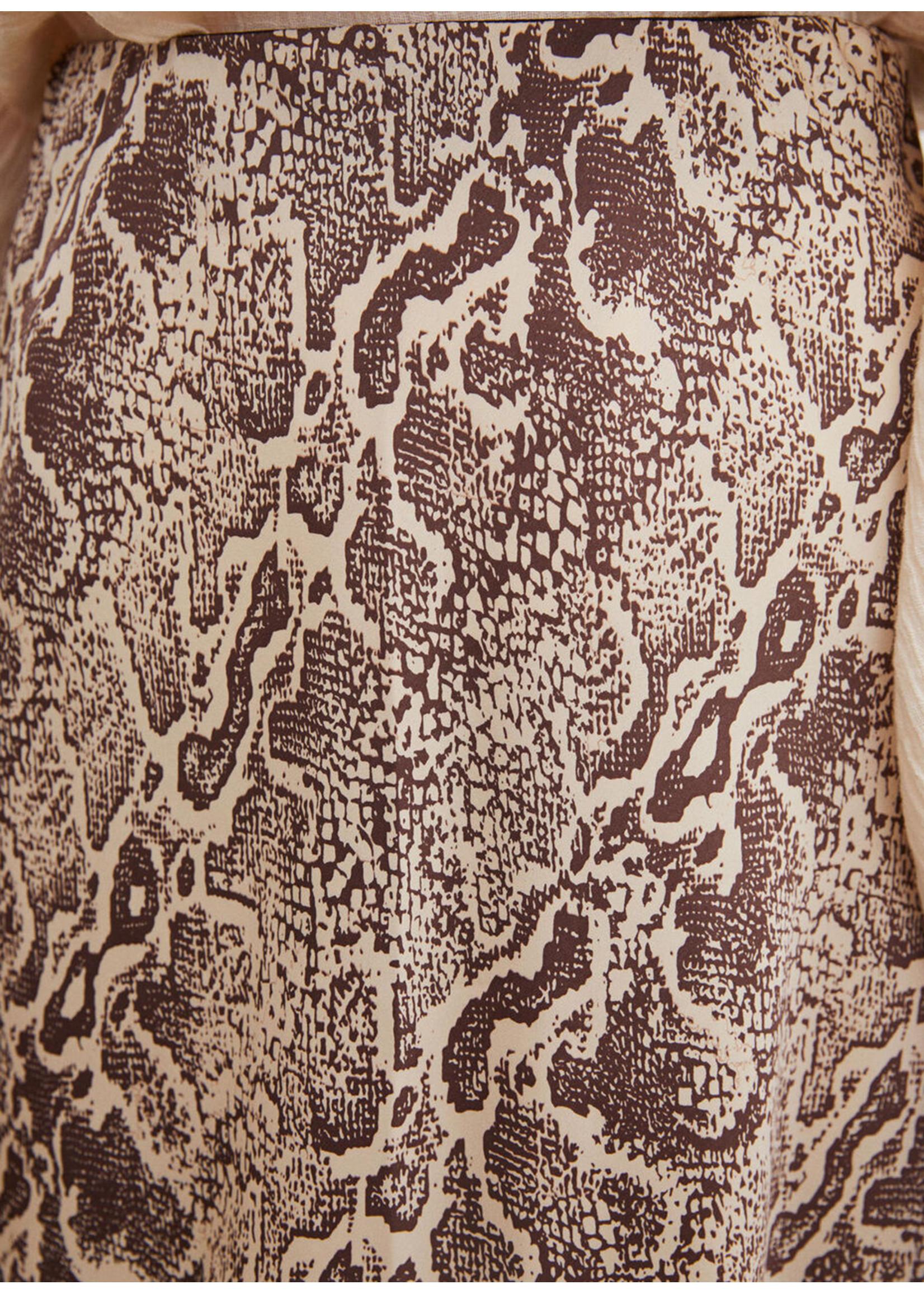 Malene Birger Oshin skirt snake