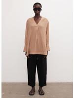 Malene Birger Okenia blouse tan