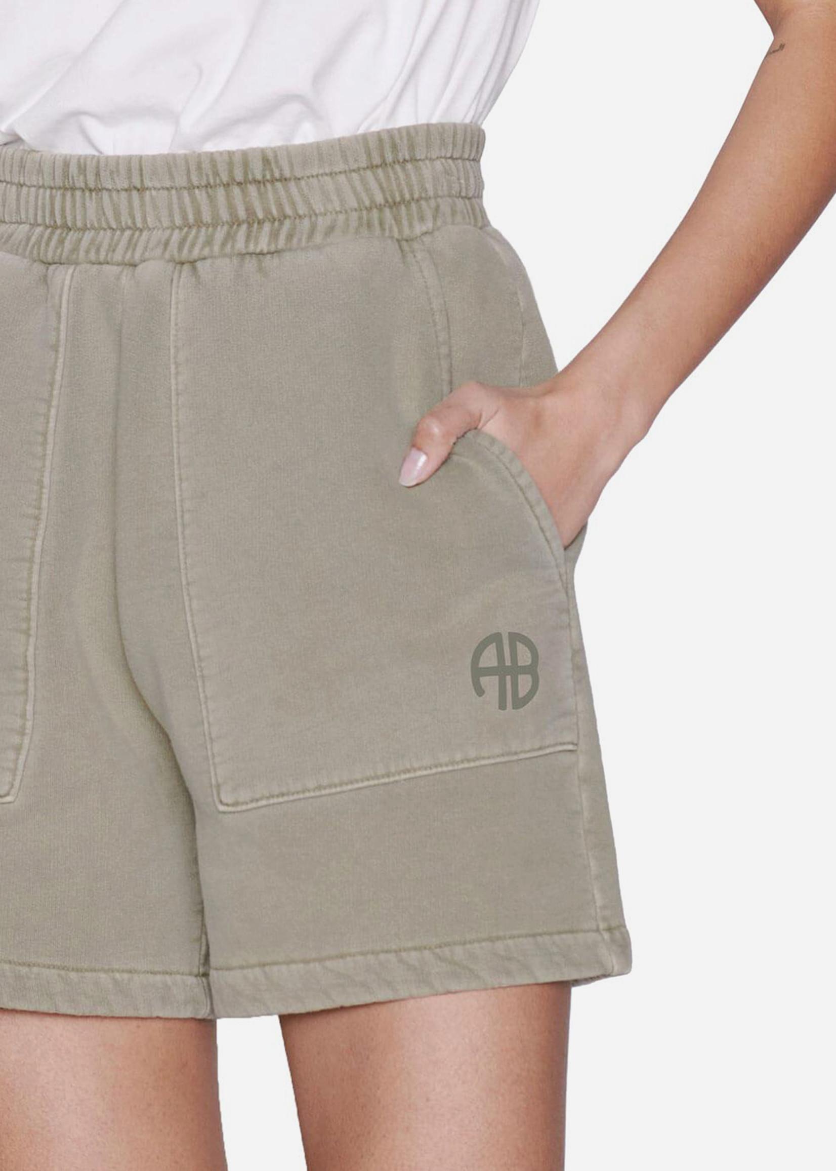 Anine Bing Kelsie short green khaki