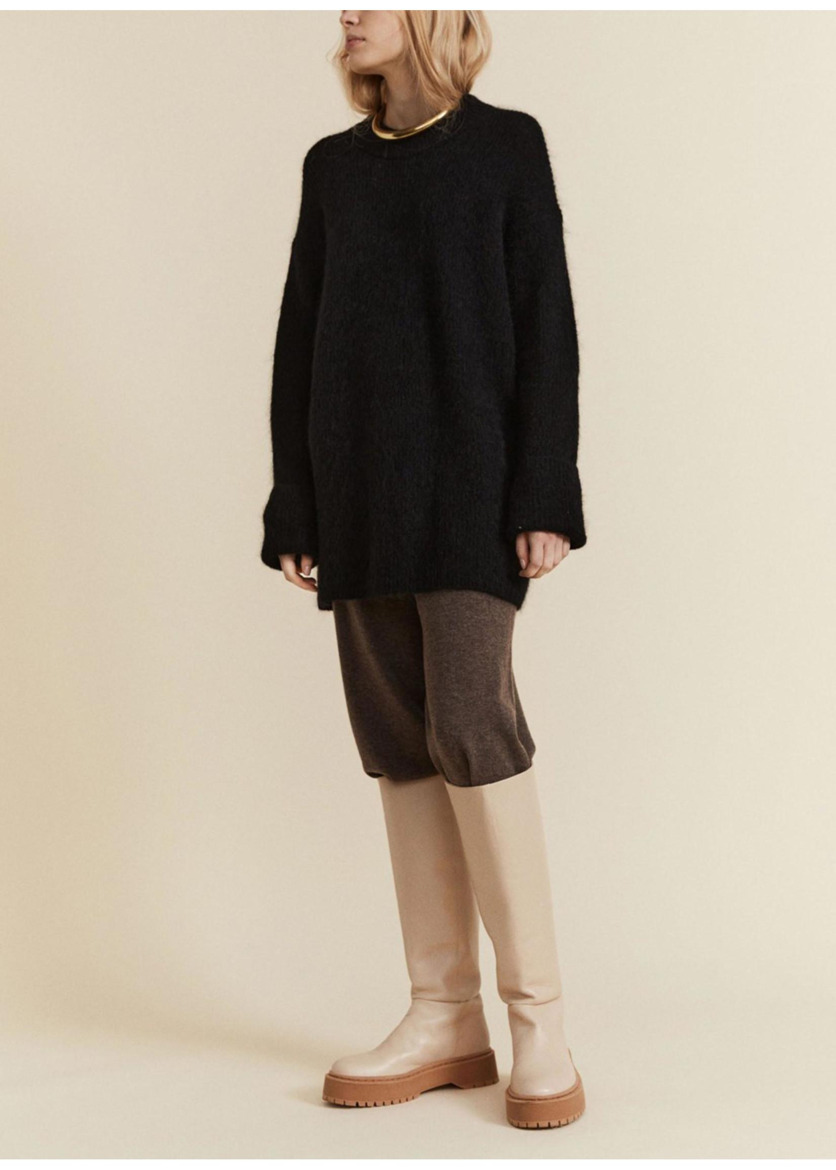 Malene Birger Cirla Knitwear Black