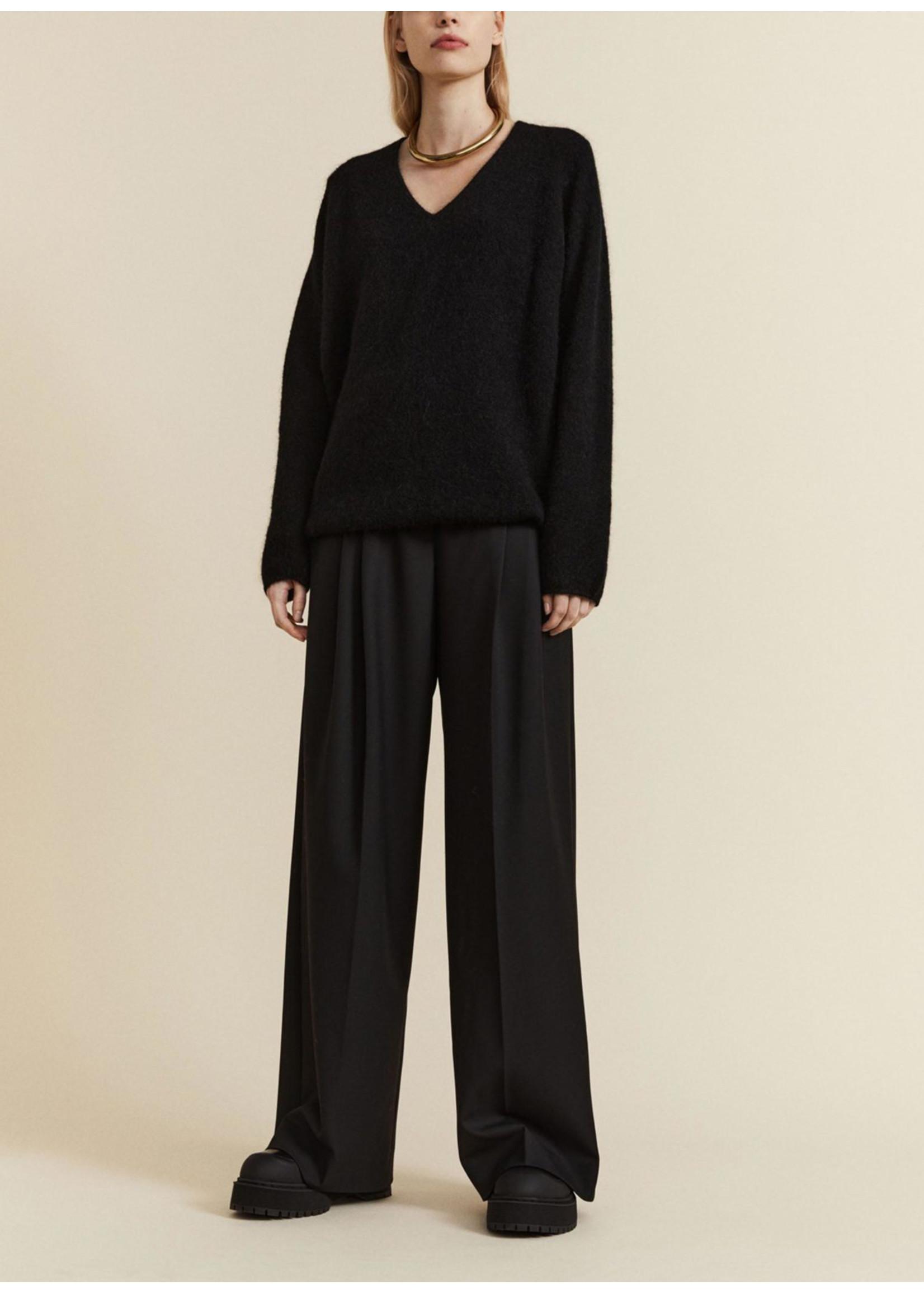 Malene Birger Rhila Knitwear Black