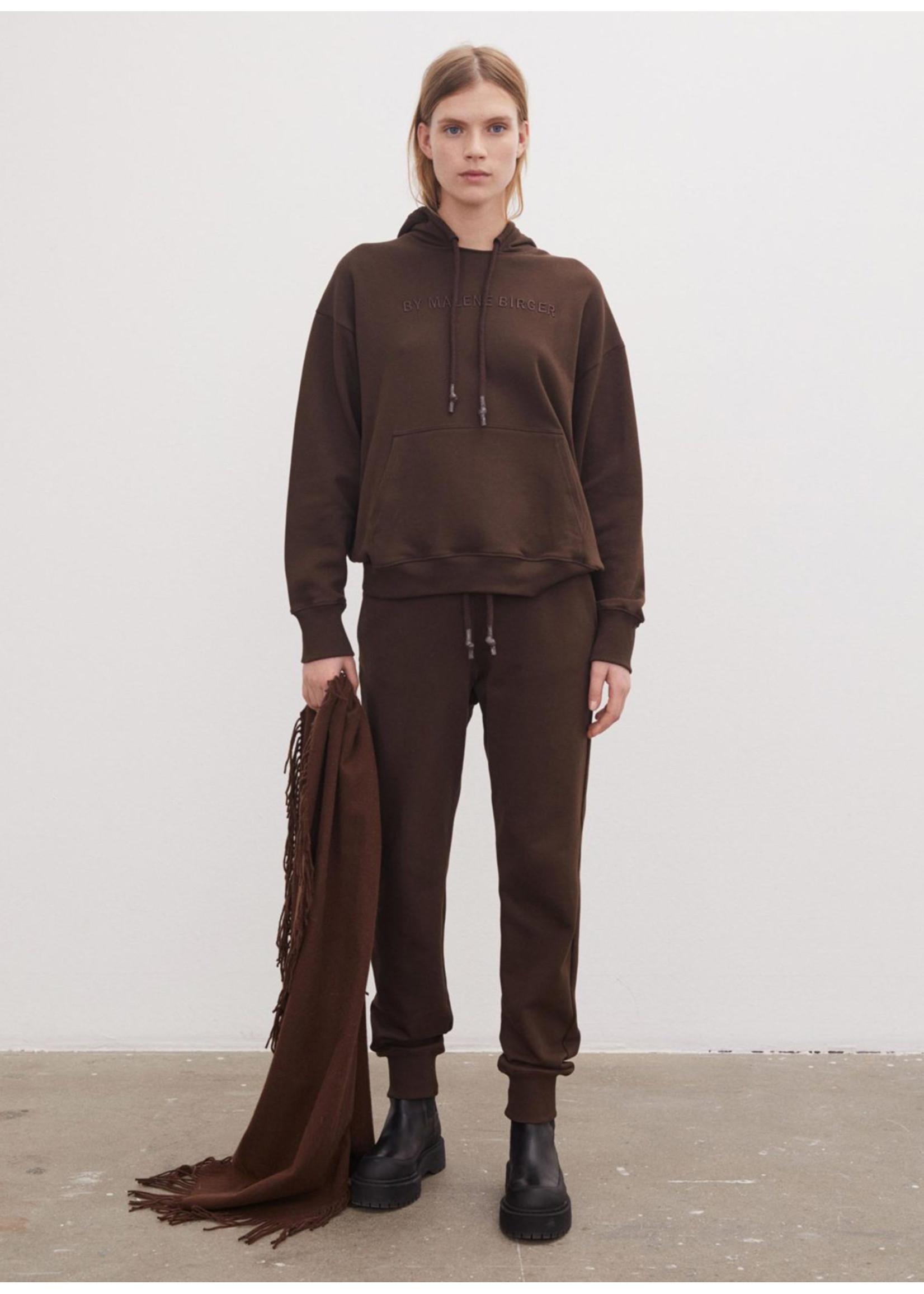Malene Birger Sibel Sweatshirt Dark Mahogany