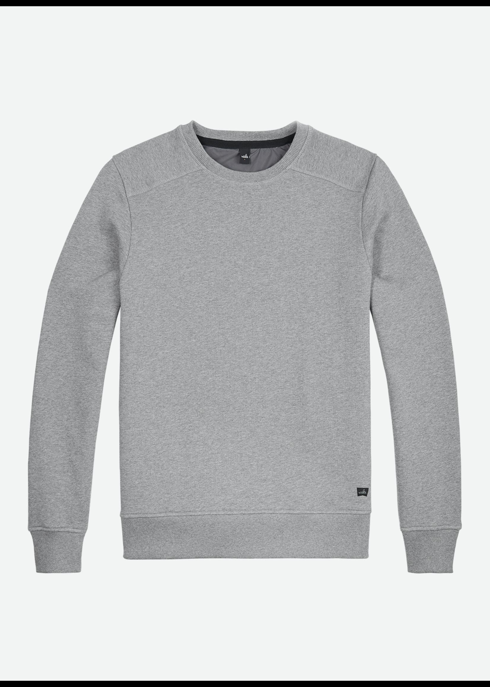 Wahts Moore plain mid grey