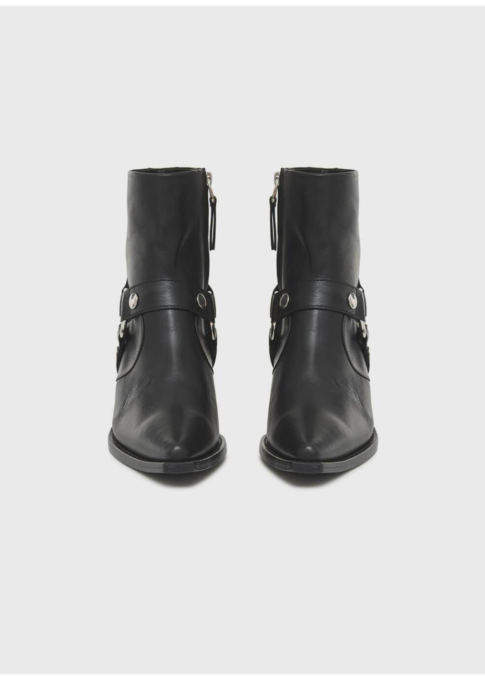 Anine Bing Nash Boots Black