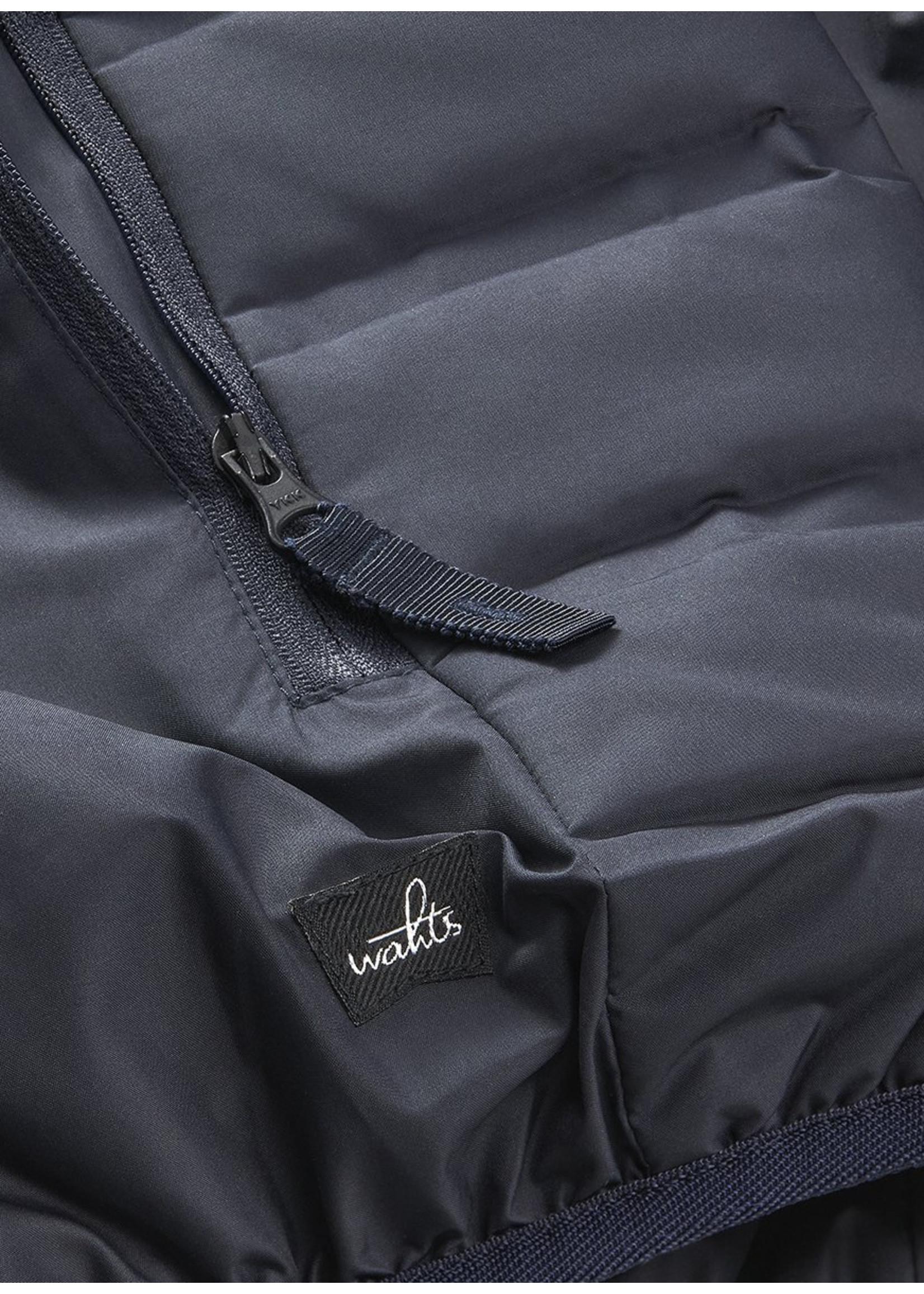 Wahts Johnson Padded Jacket Dark Navy