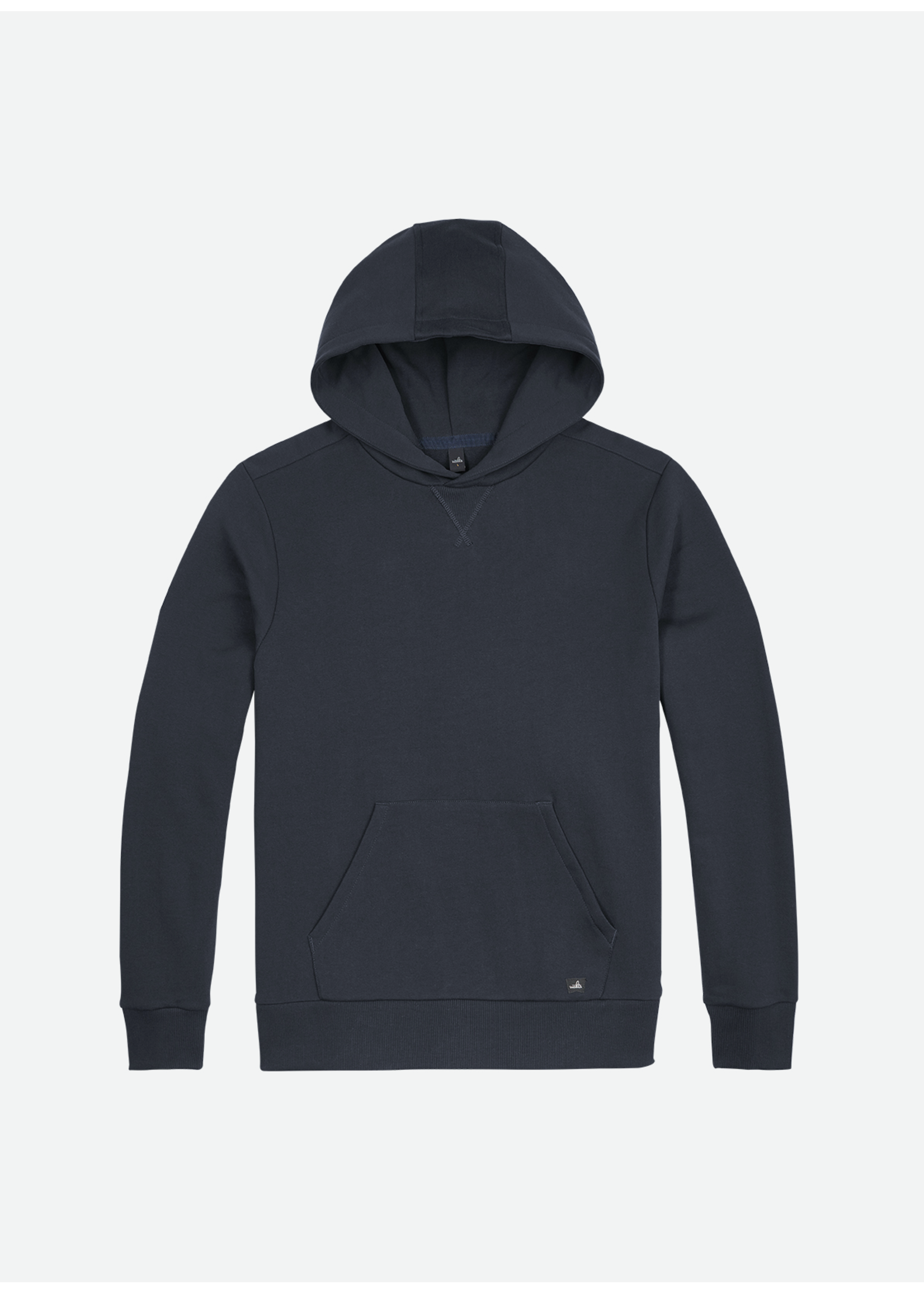 Wahts Vance hooded sweater dark navy