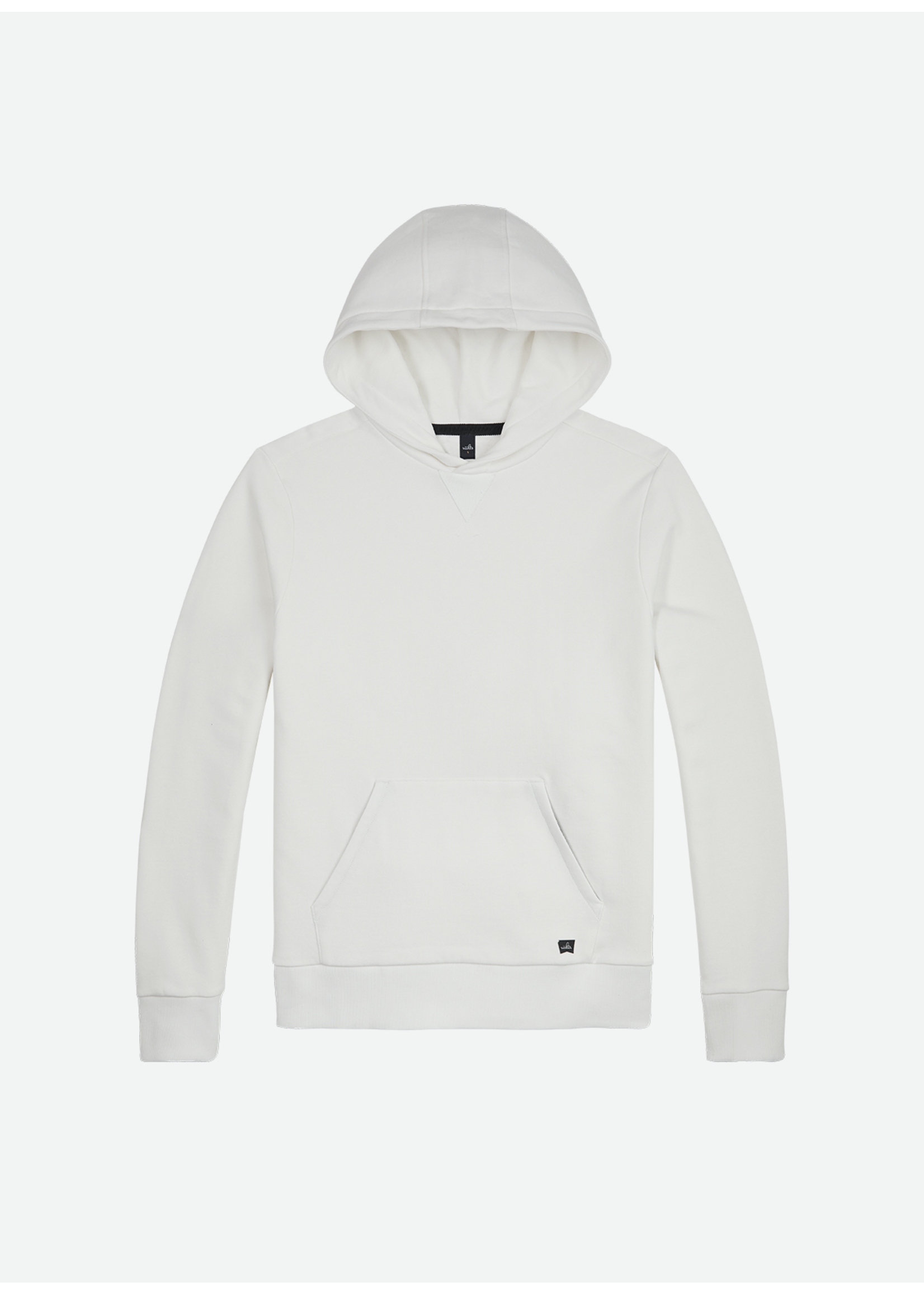 Wahts Vance hooded sweater off white