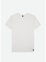 Wahts Woods crewneck tshirt mid off white