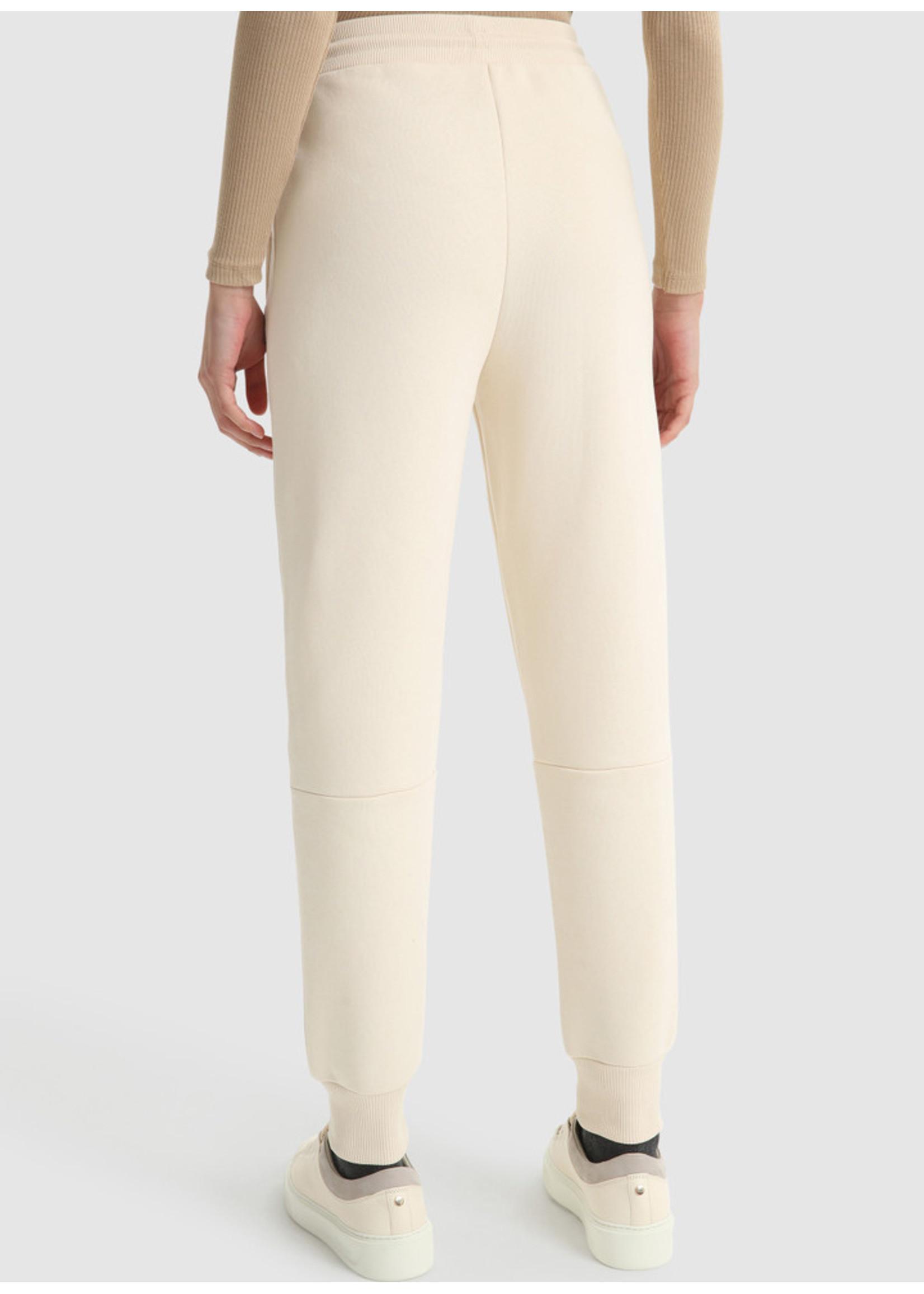 Woolrich Fleece Sweatpant Ivory