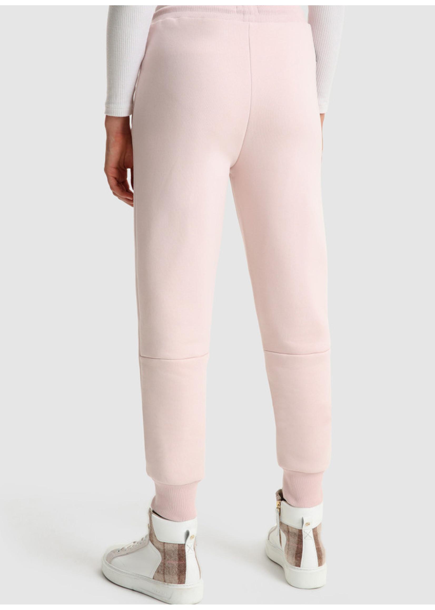 Woolrich Fleece Sweatpant Pearl Rose