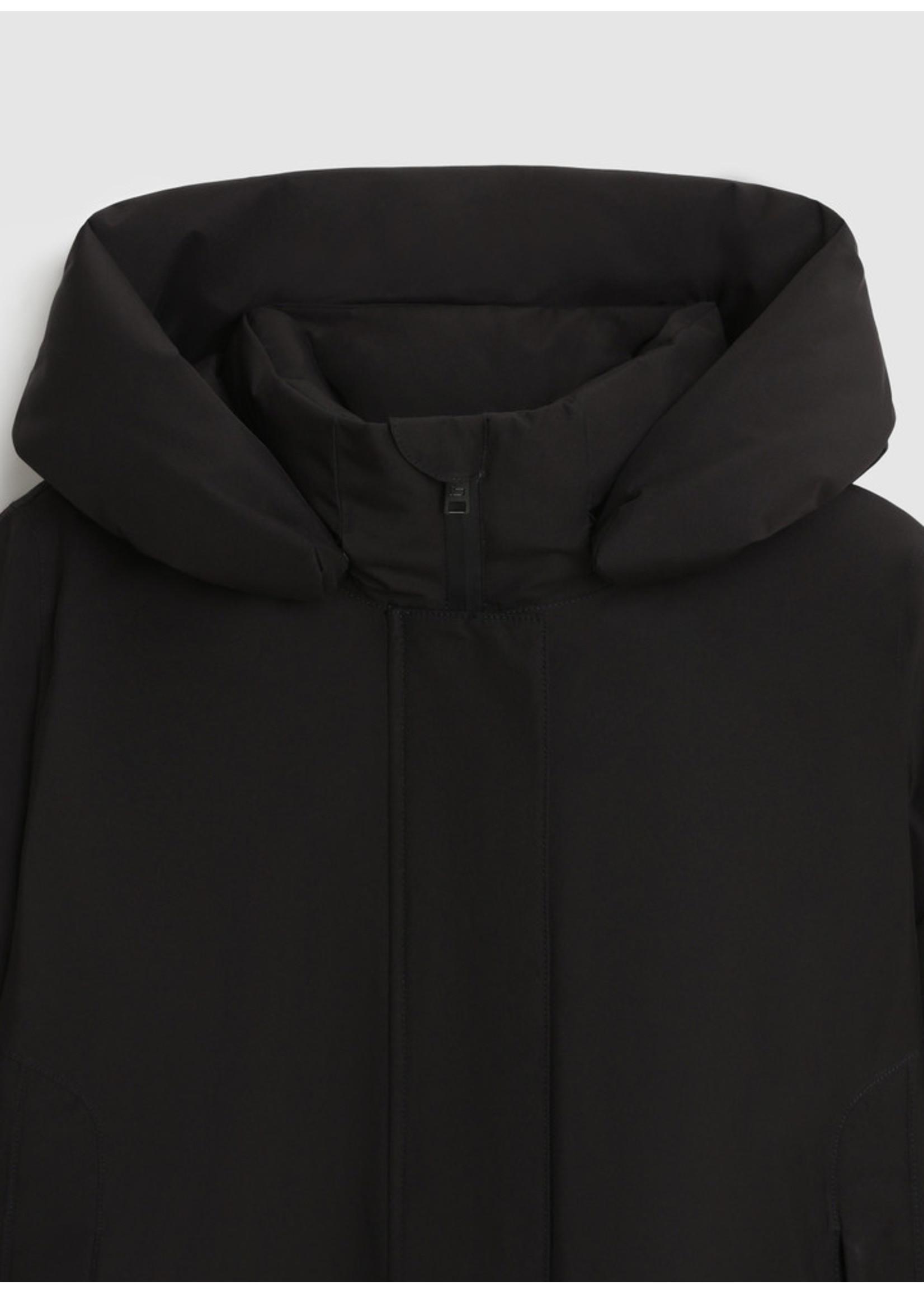 Woolrich Marshall Parka Black