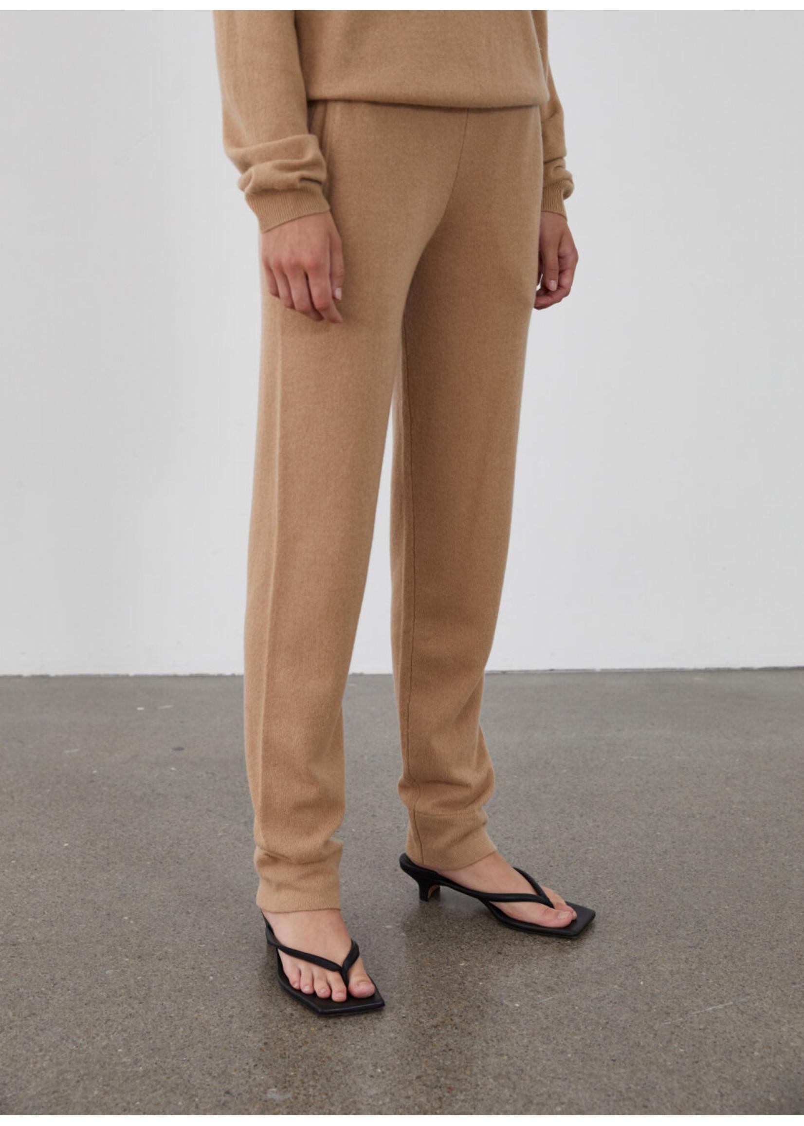 People's Republic of Cashmere Original Sweatpants Camel