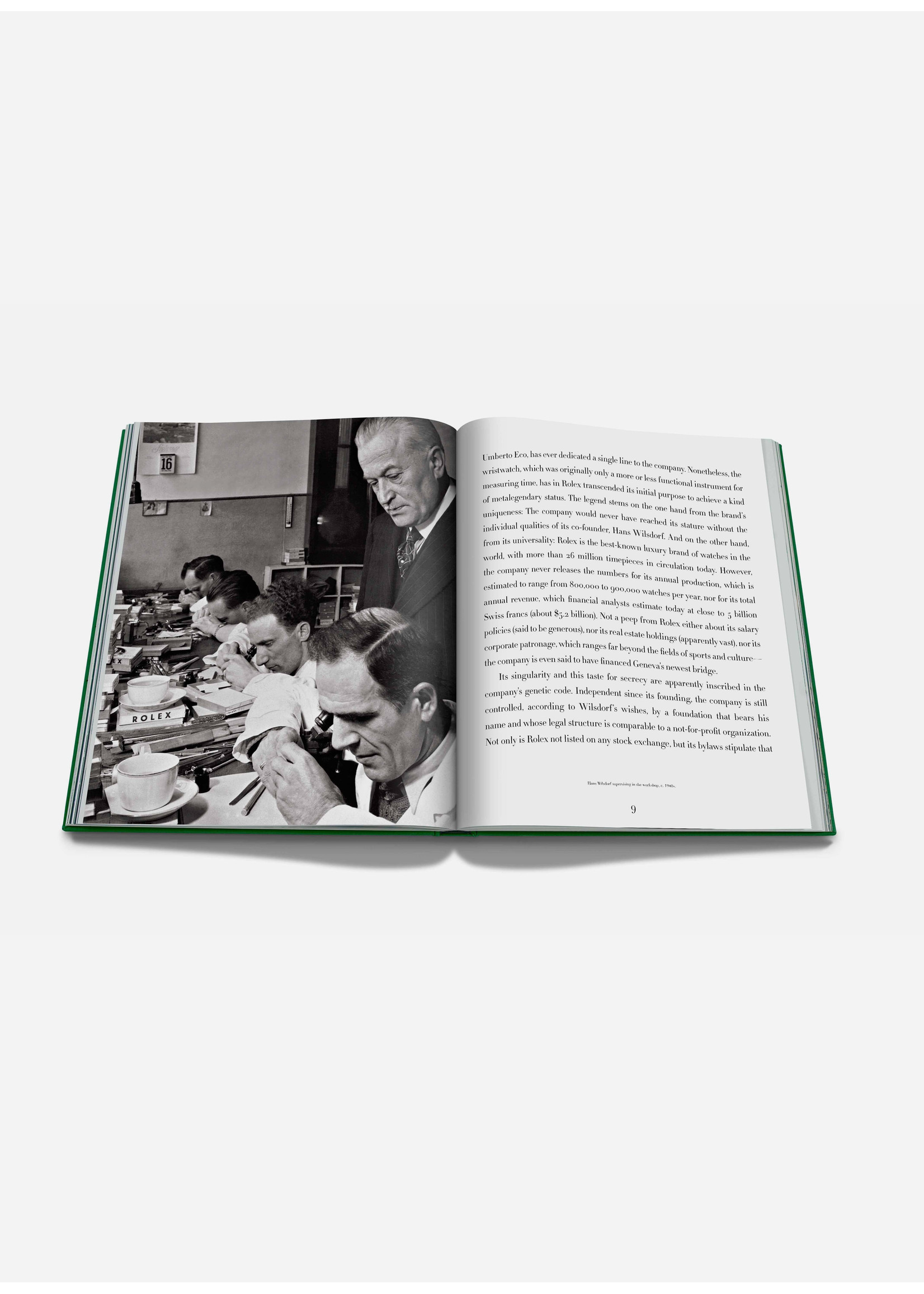 Assouline Books Rolex The Impossible Collection