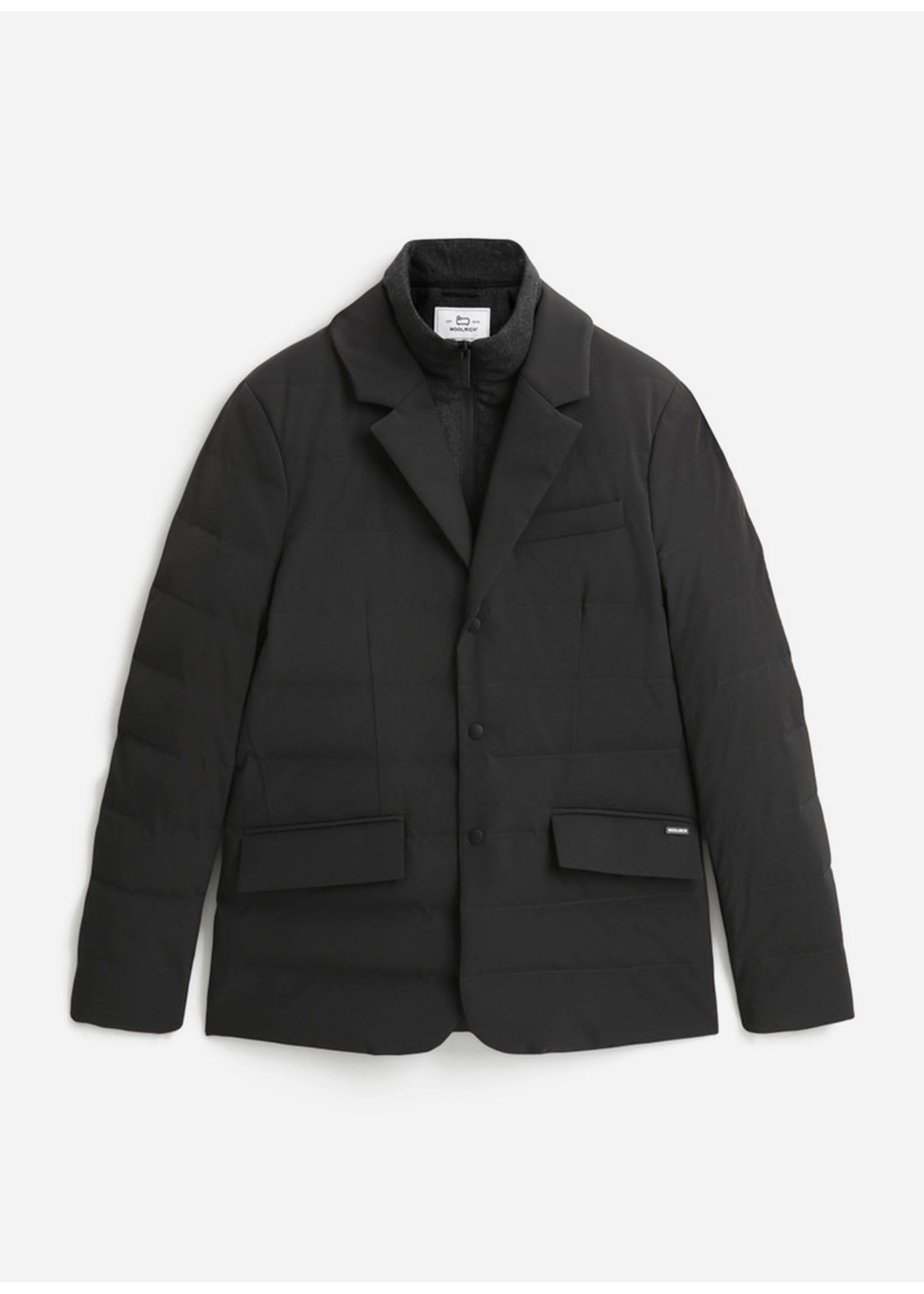 Woolrich Commuting 2IN1 Blazer Phantom Grey