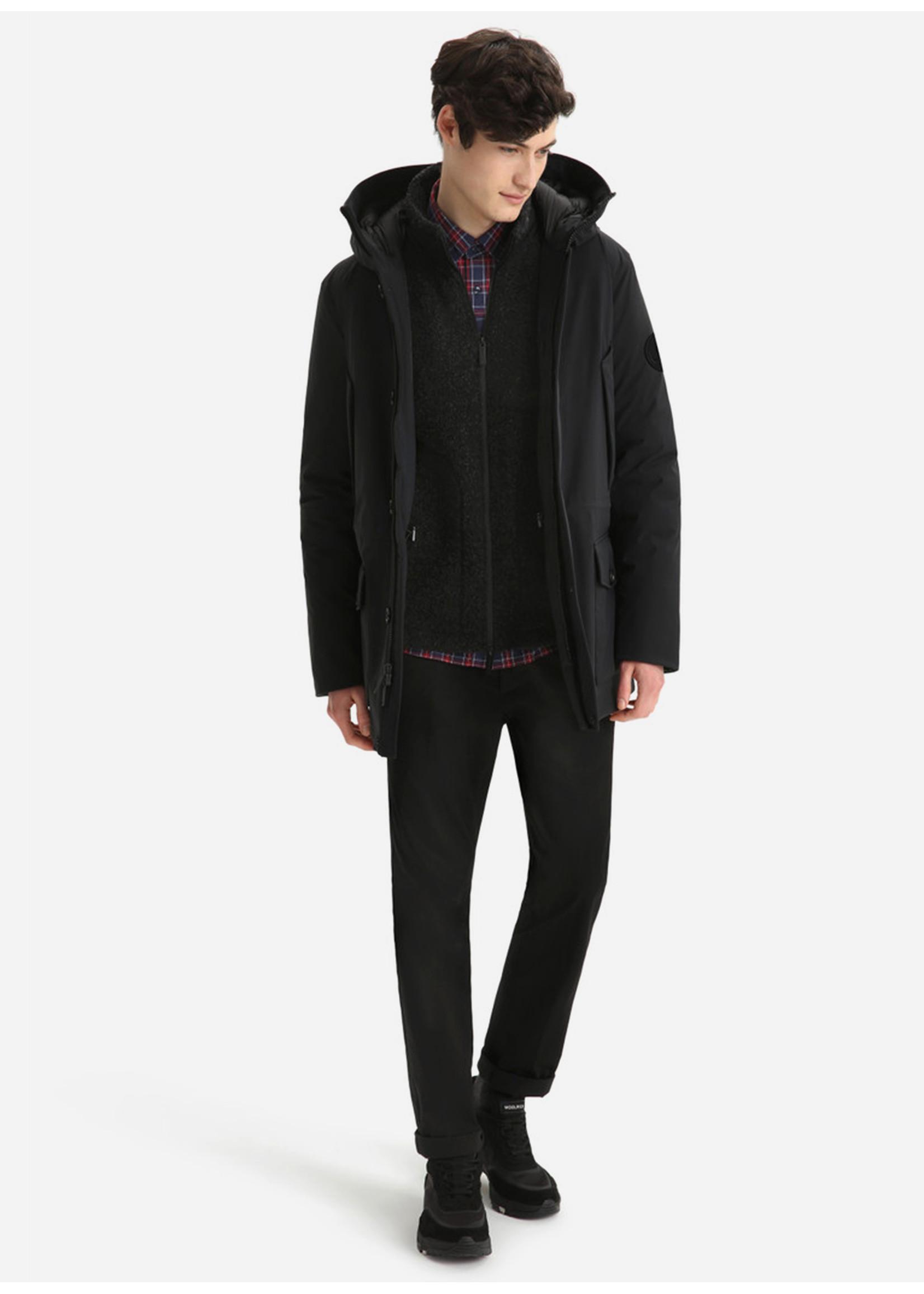 Woolrich Arctic Stretch Parka Black