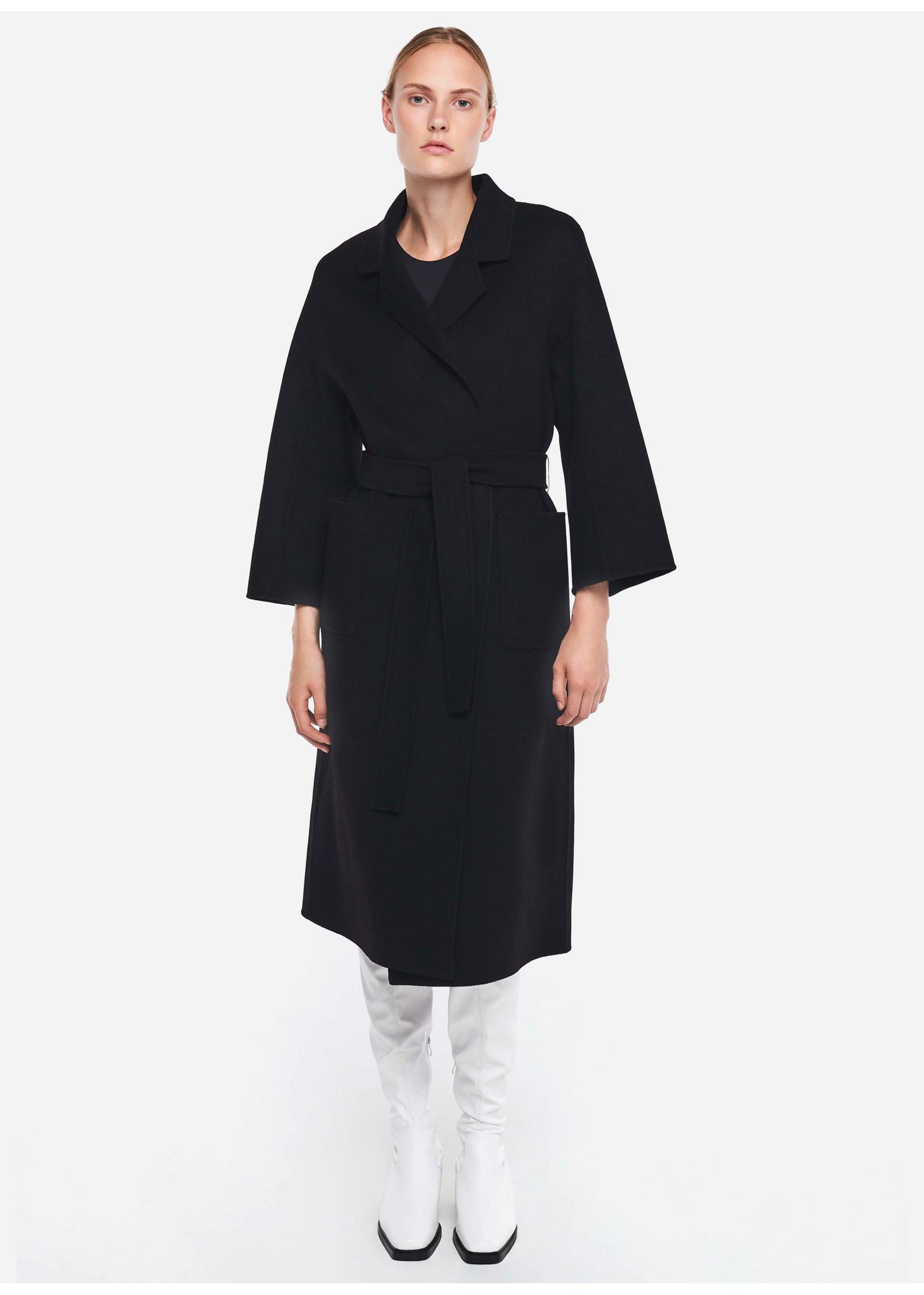 Arma Seguret jacket 100% wool Black