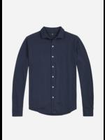 Wahts Brooks Shirt Navy Blue