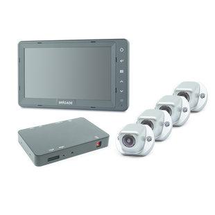 360° Kamerasystem HD für LKW