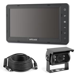 Rückfahr Kamerasystem Fahrgestell HD für LKW