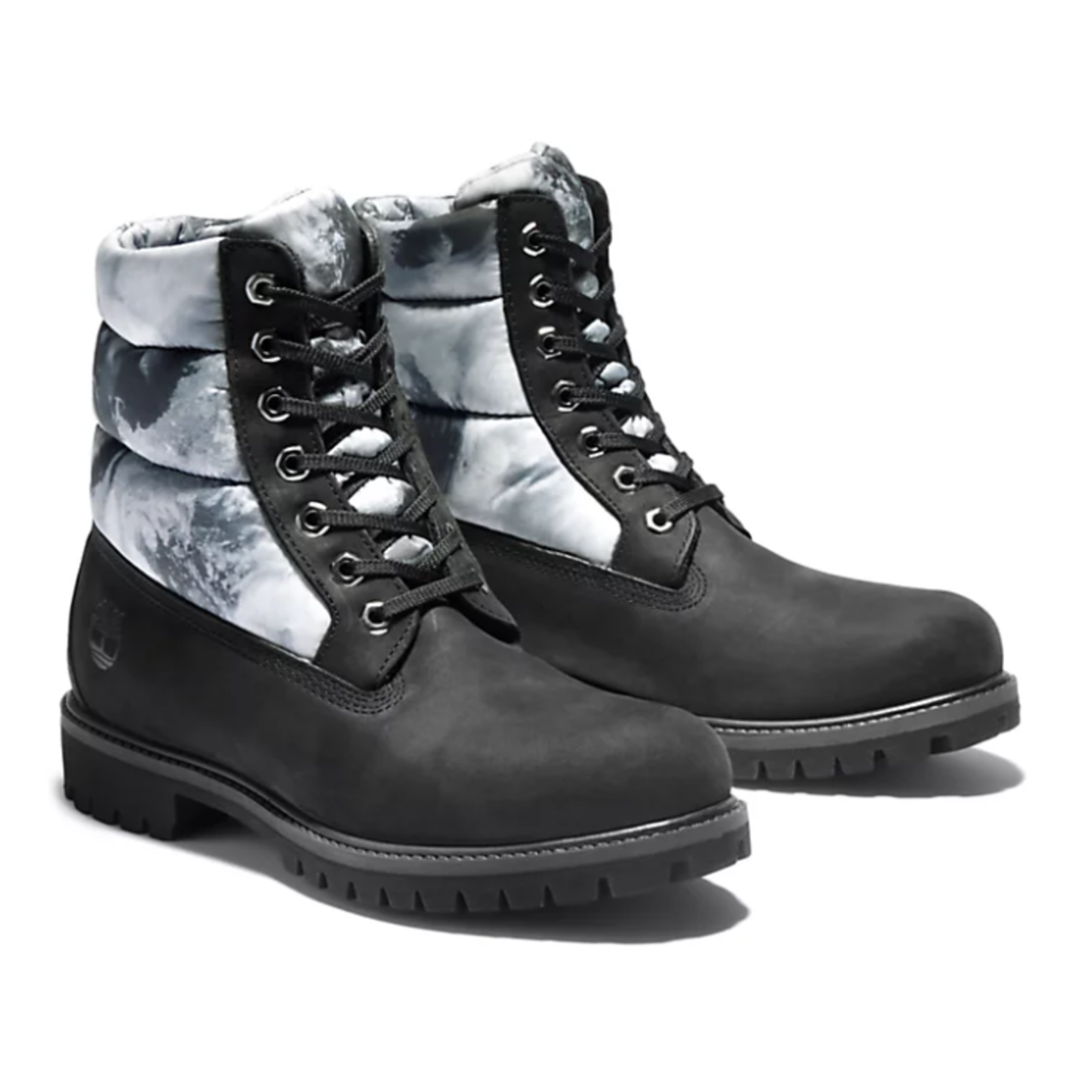 Timberland CLIMATE PACK PREMIUM 6 INCH QUILT BOOT FOR MEN IN BLACK