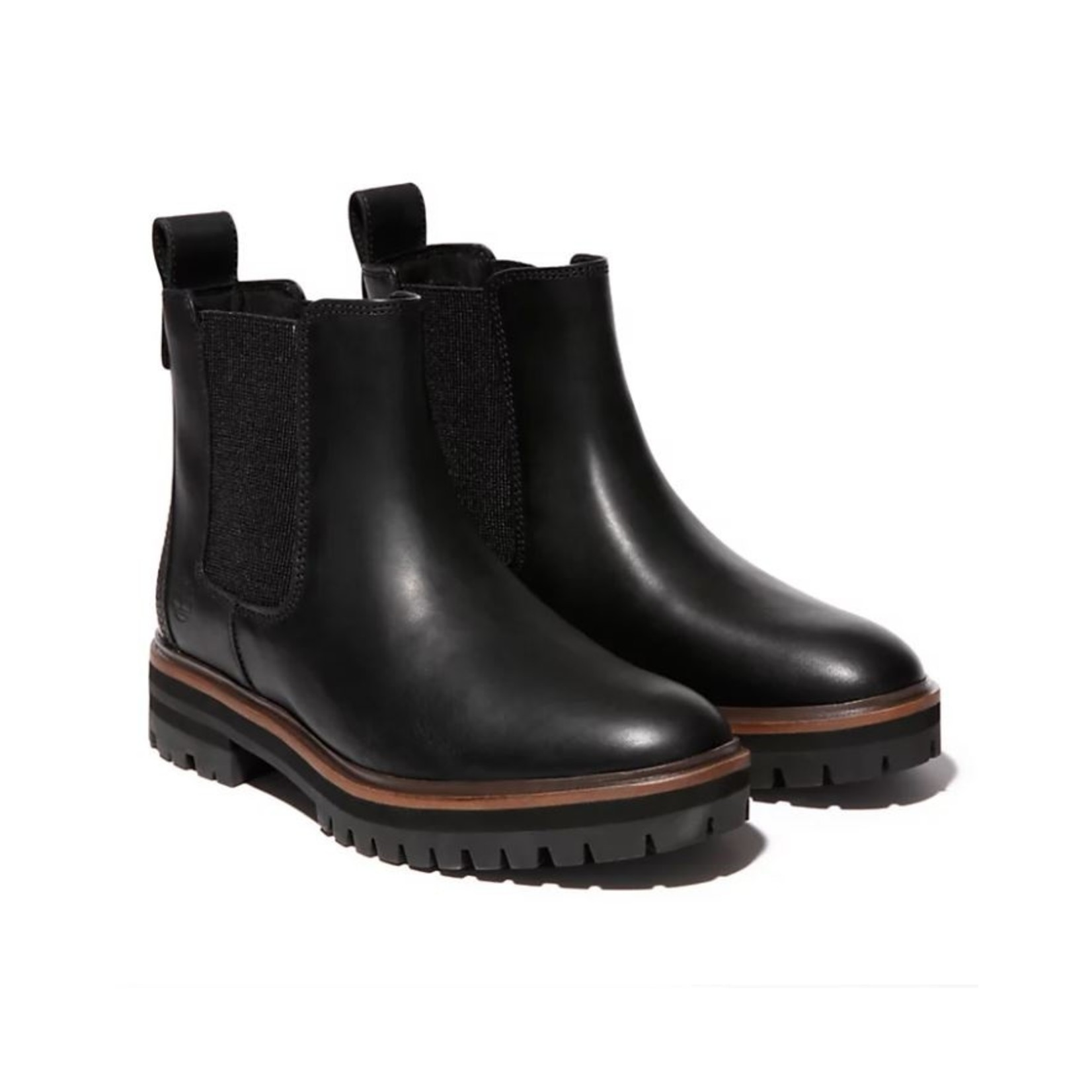 Timberland LONDON SQUARE CHELSEA BOOT FOR WOMEN IN BLACK