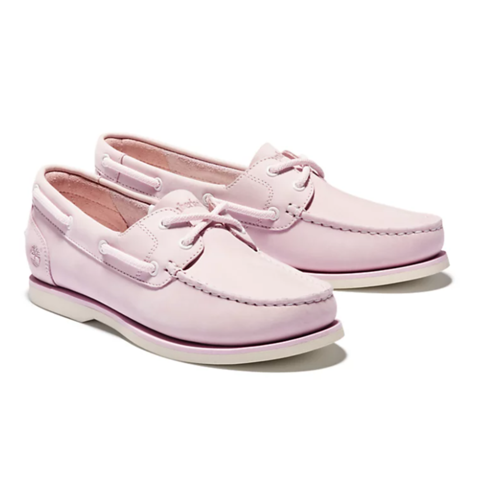 Timberland CLASSIC BOAT SHOE FOR WOMEN IN PINK