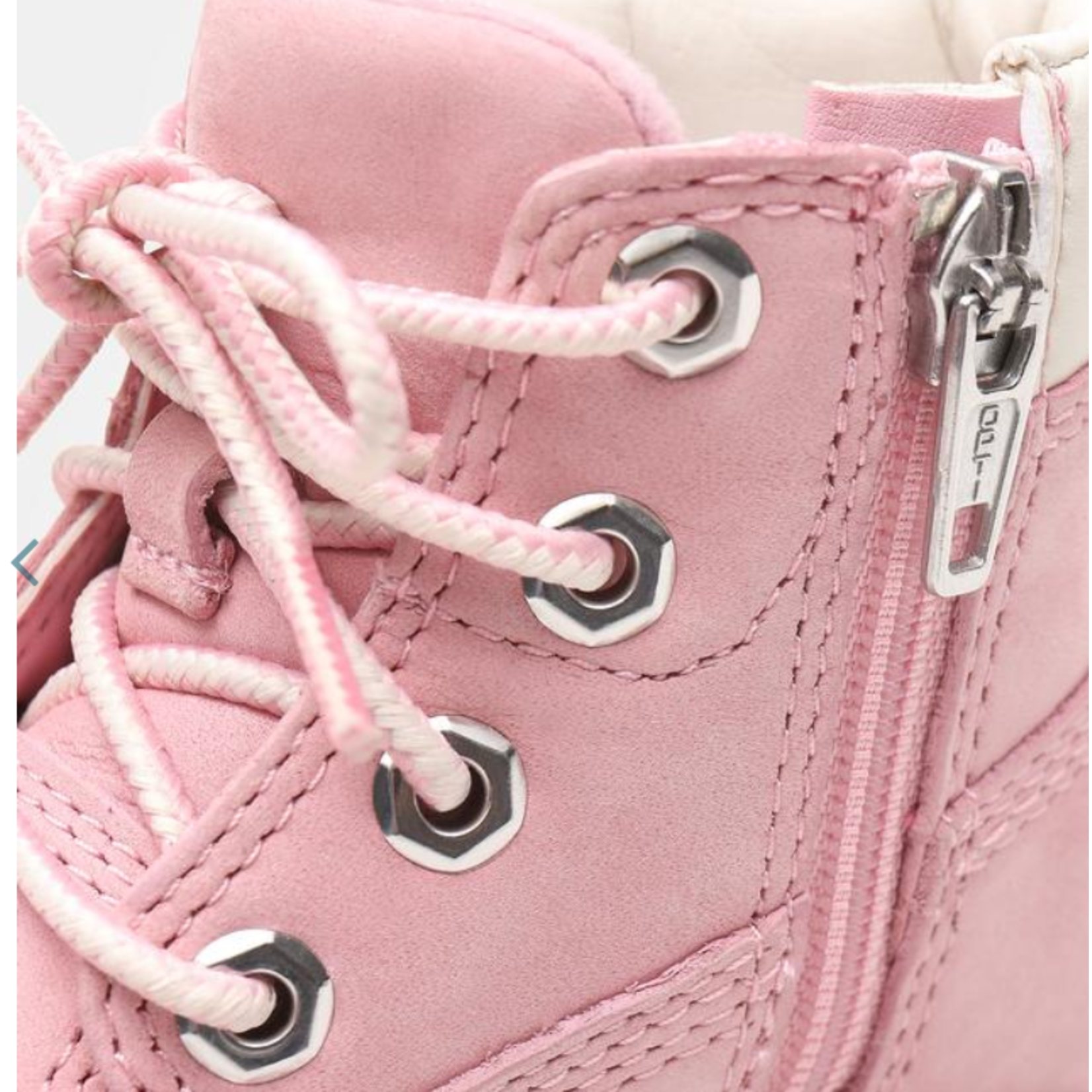 Timberland POKEY PINE 6 INCH BOOT FOR TODDLER IN PINK
