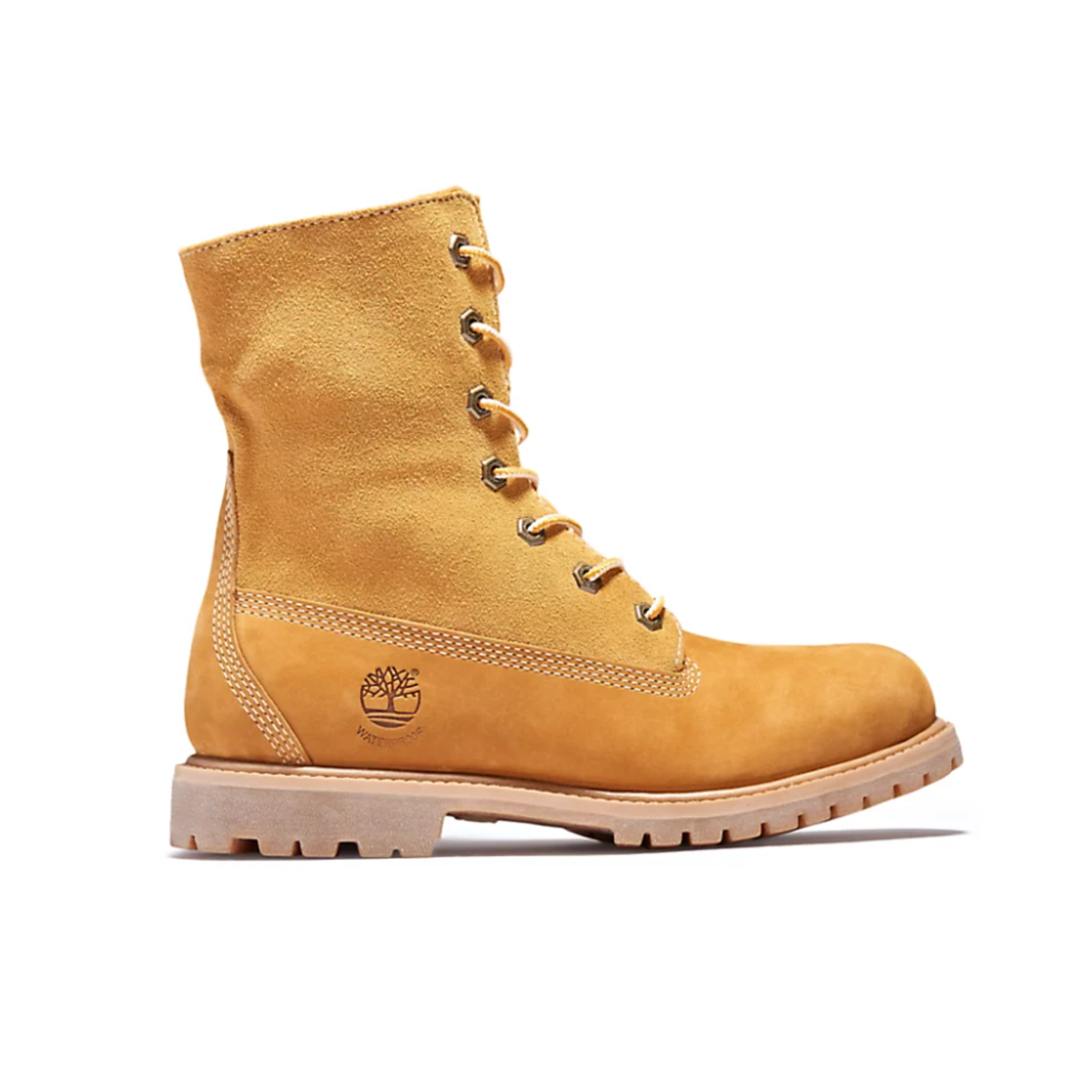 Timberland ROLL-TOP BOOT FOR WOMEN IN YELLOW