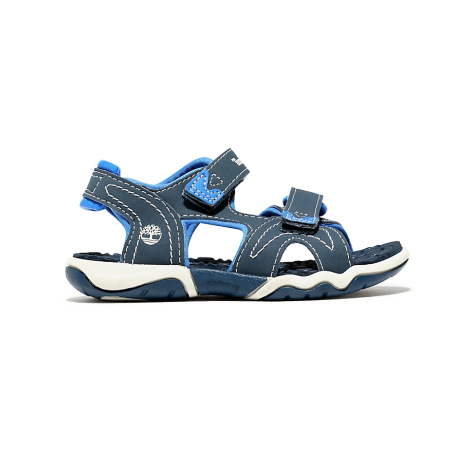 Timberland ADVENTURE SEEKER 2-STRAP SANDAL FOR TODDLER IN NAVY/BLUE