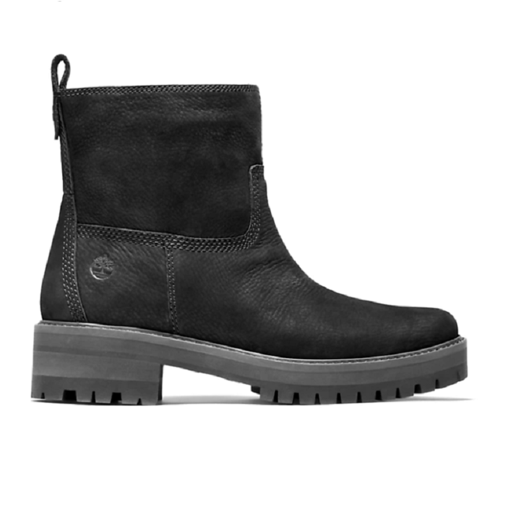 Timberland COURMAYEUR LINED BOOT FOR WOMEN IN BLACK