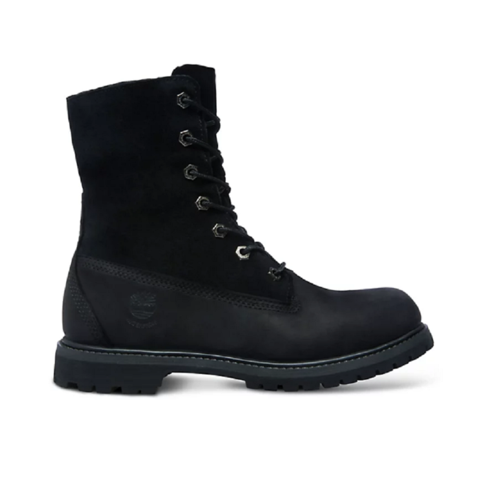 Timberland Timberland Roll-Top Women Boots in Black
